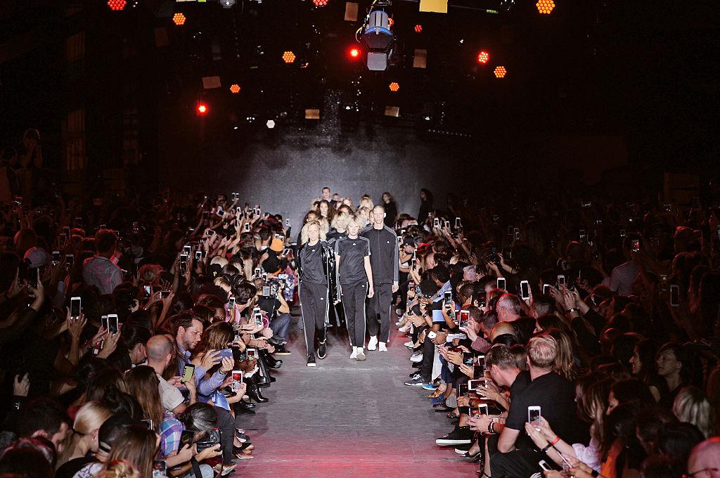 Alexander Wang - Runway RTW - Spring 2017 - New York Fashion Week
