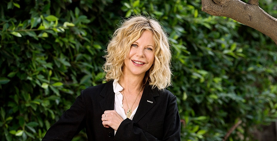 Actress and writer Meg Ryan is photographed for Los Angeles Times on September 12, 2016 in Los Angeles, California. PUBLISHED IMAGE. CREDIT MUST READ: Mel Melcon/Los Angeles Times/Contour by Getty Images. (Photo by Mel Melcon/Contour by Getty Images)