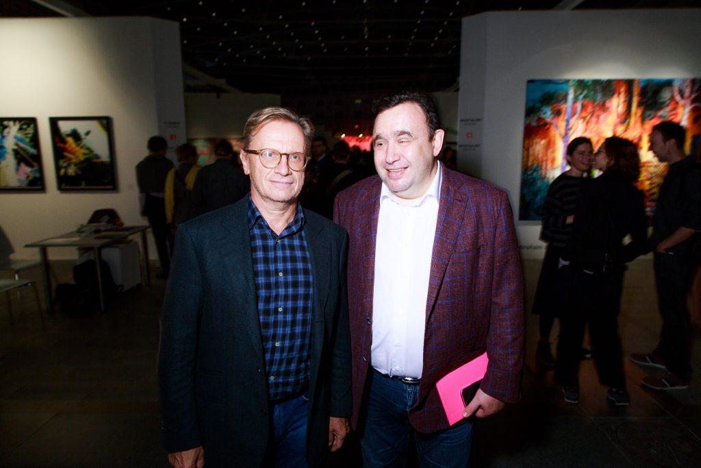 Борис Белоцерковский и Александр Раппопорт