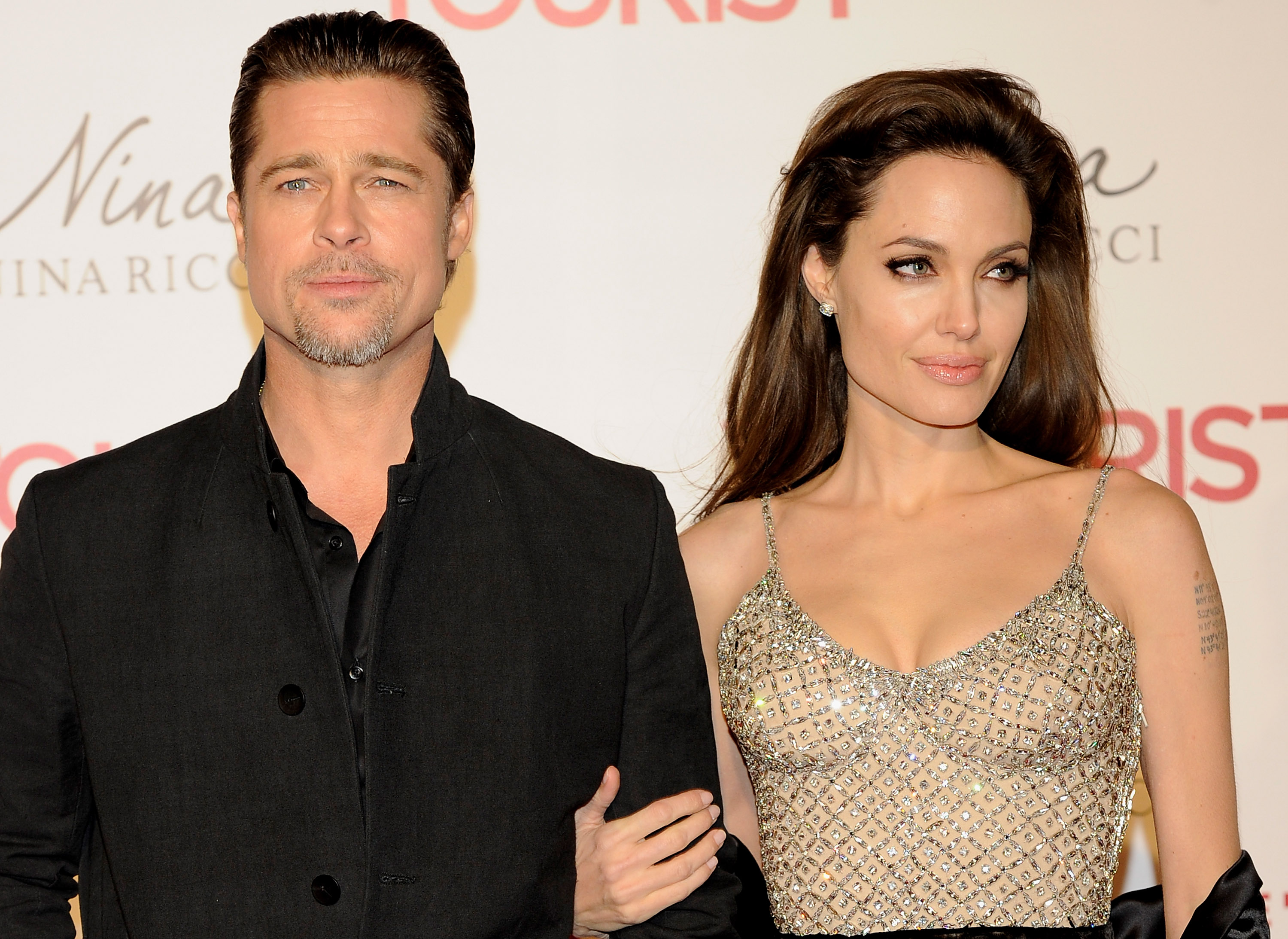Angelina Jolie and Johnny Depp Attend 'The Tourist' Madrid Premiere