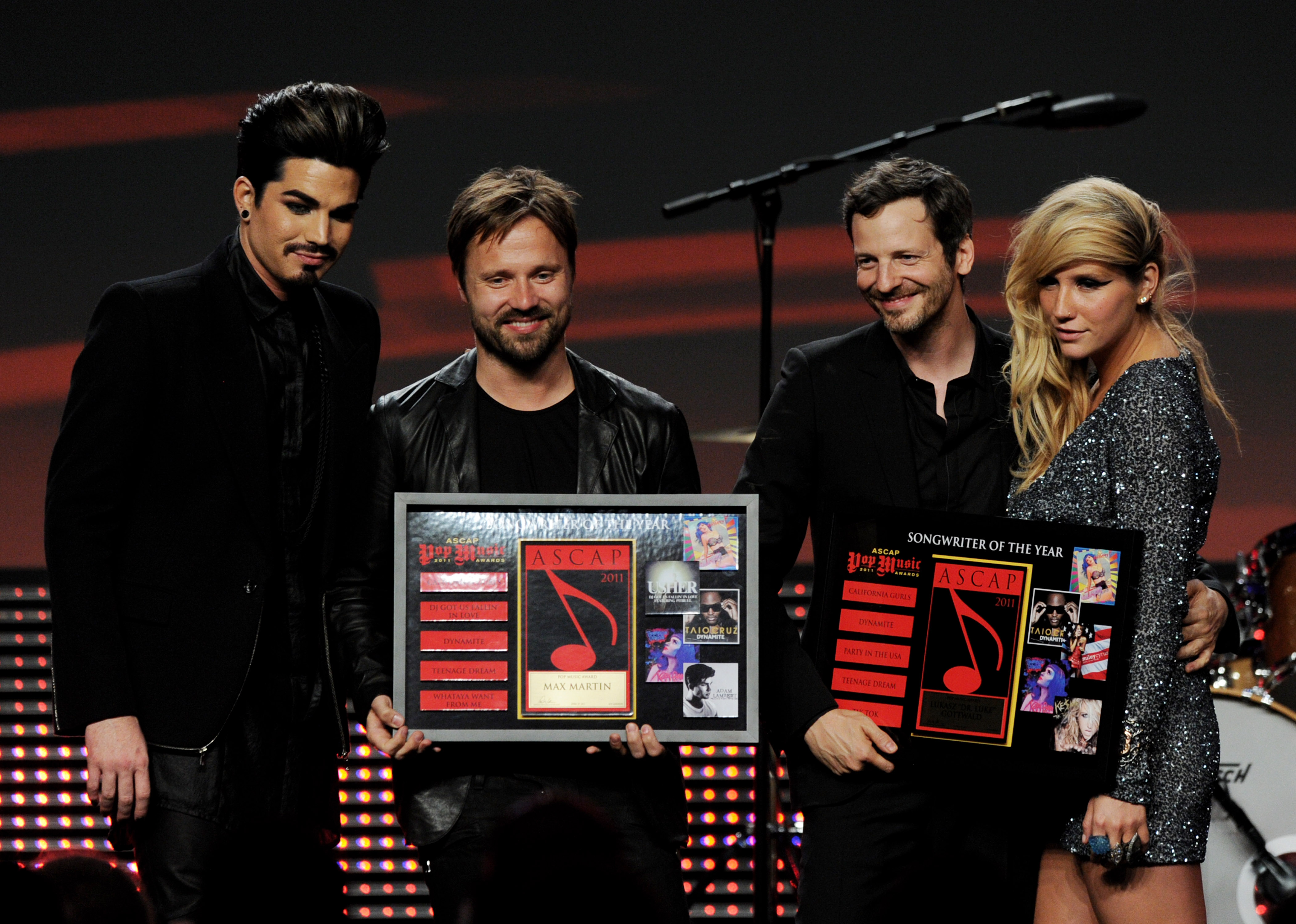 28th Annual ASCAP Pop Music Awards - Show