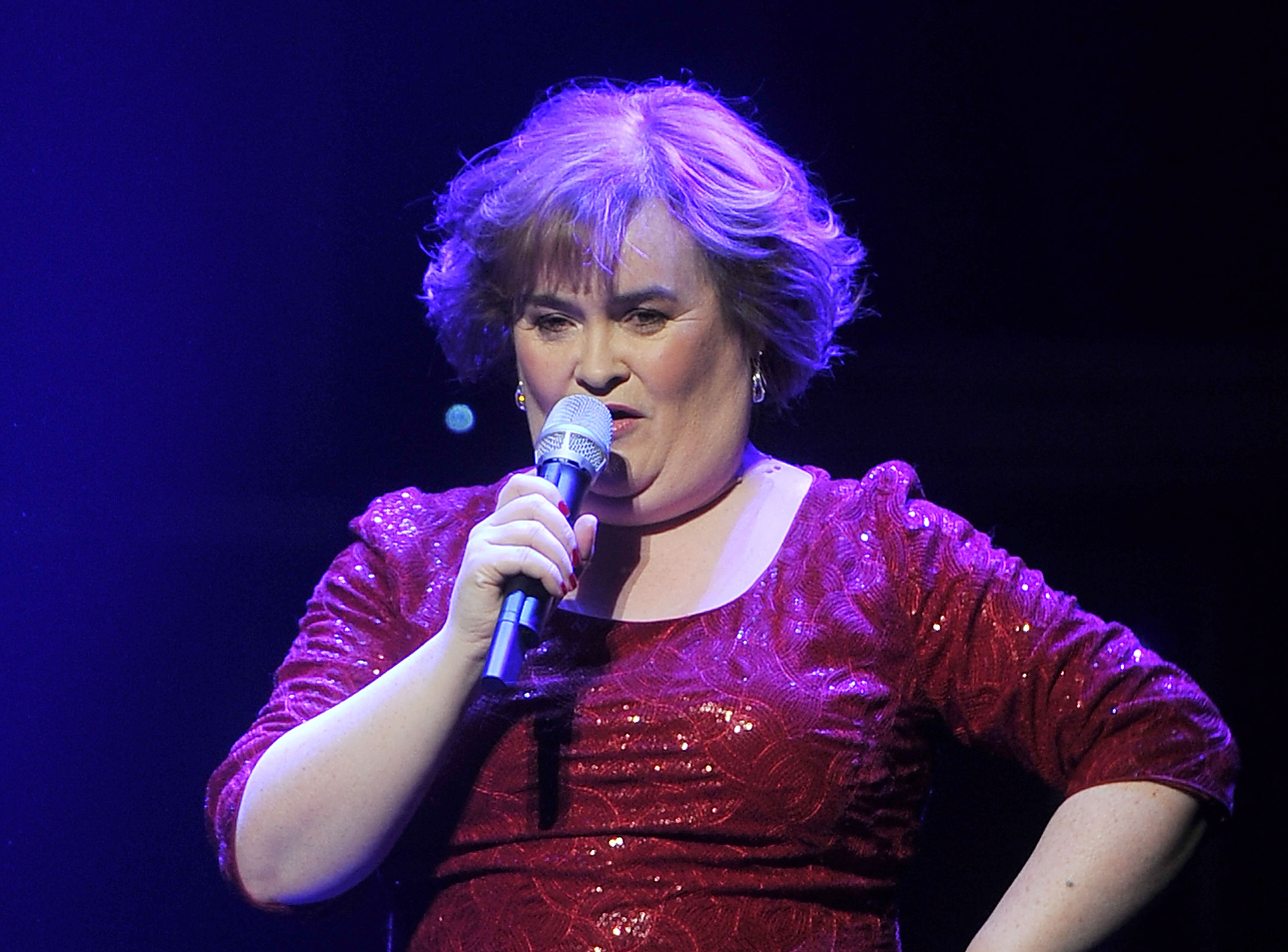"The Opening Night Of Play ""I Dreamed A Dream"" Charting The Rise Of Susan Boyle"