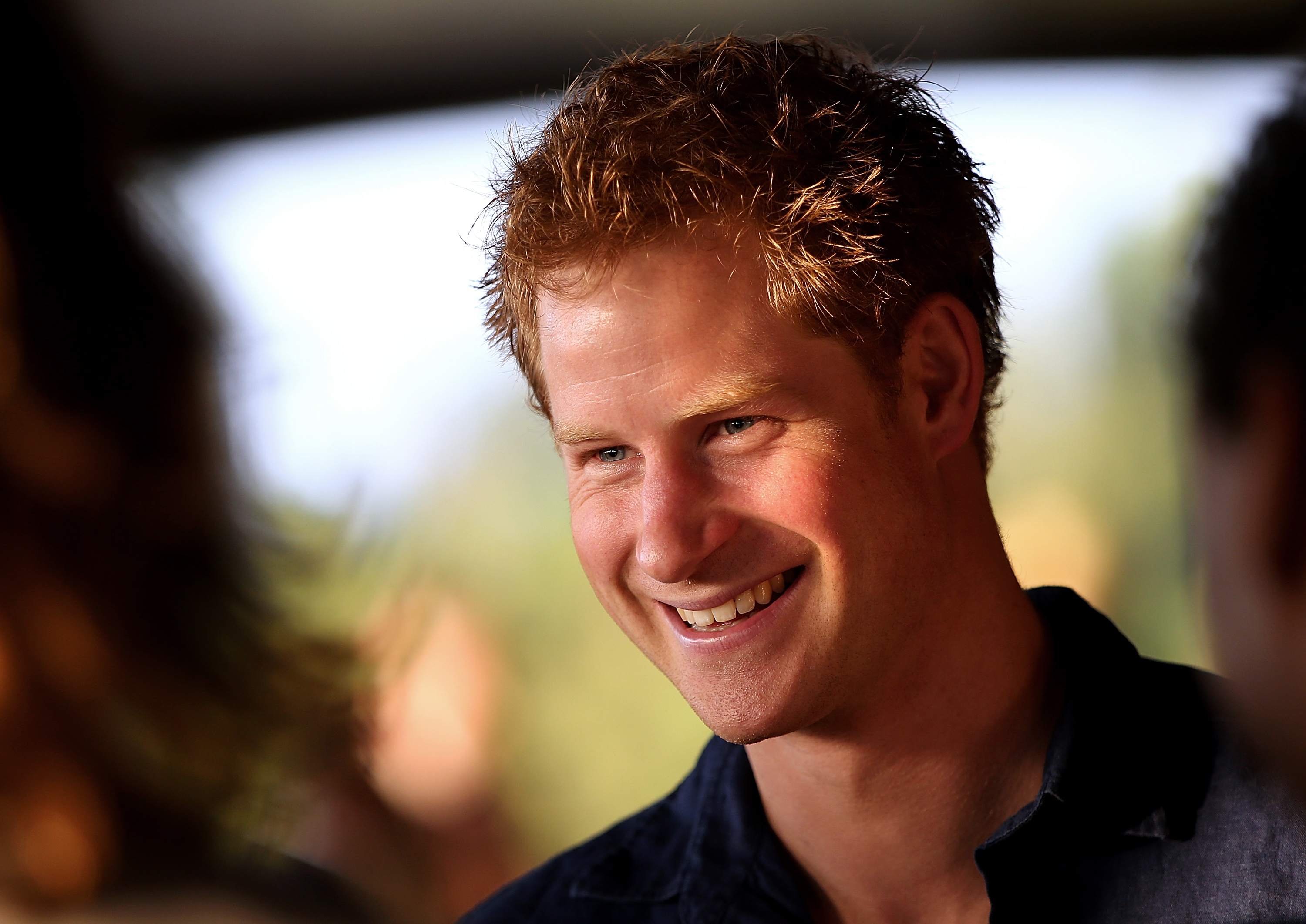 Sentebale Polo Cup Presented By Royal Salute World Polo In Abu Dhabi With Prince Harry - Red Carpet