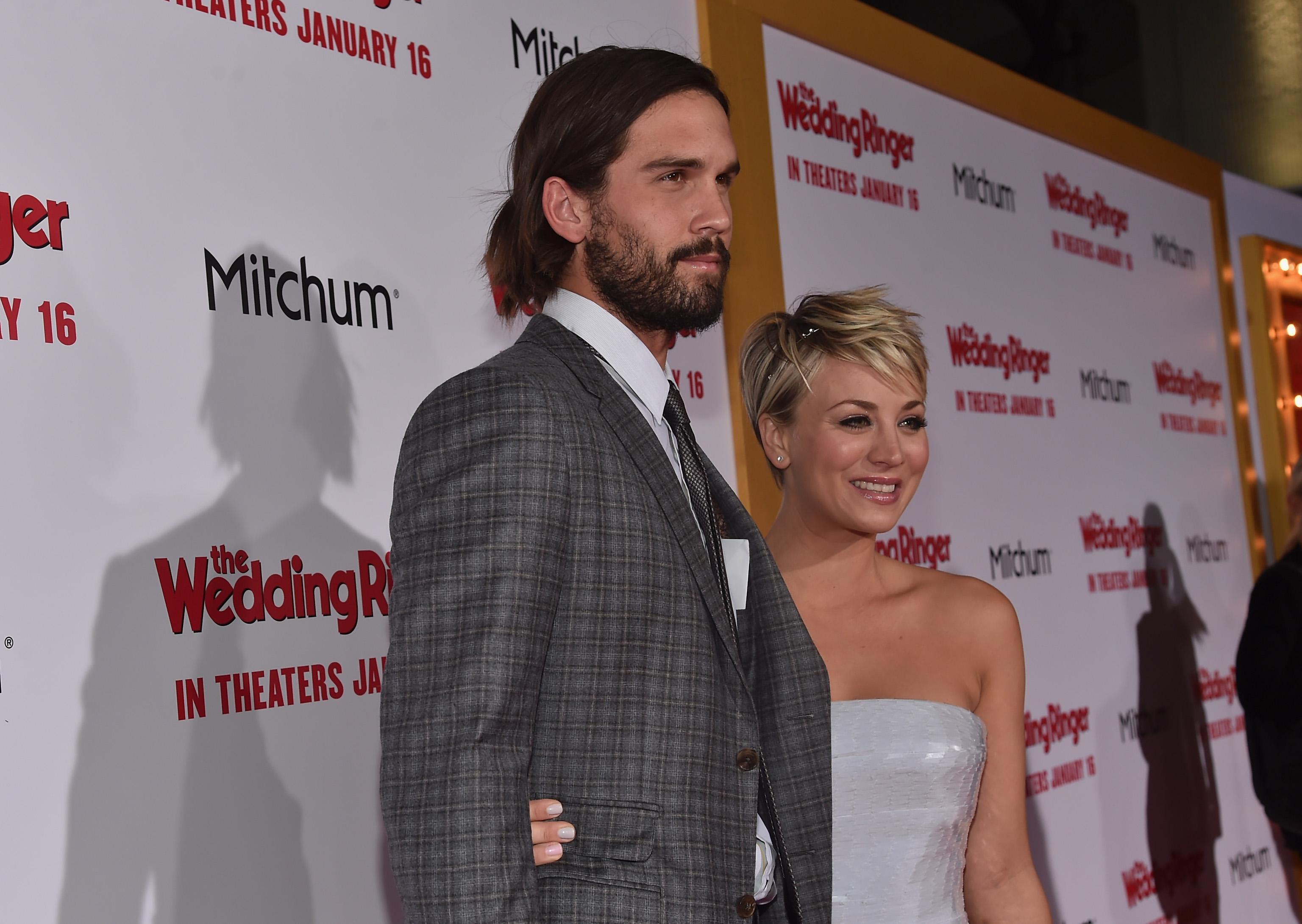 "Premiere Of Screen Gems' ""The Wedding Ringer"" - Red Carpet"
