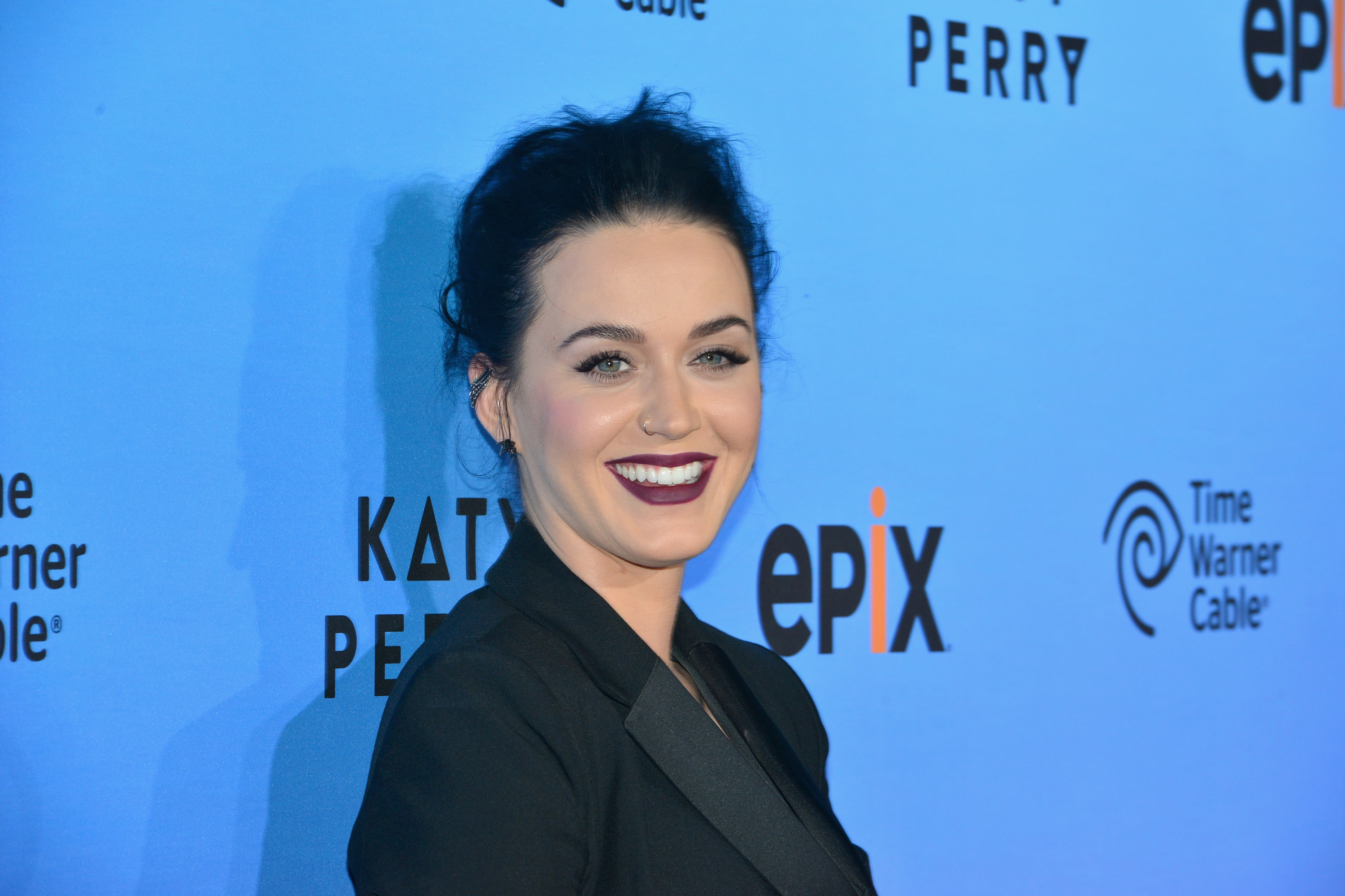 """Time Warner Cable And EPIX World Premier Screening Of """"Katy Perry: The Prismatic World Tour"""""""