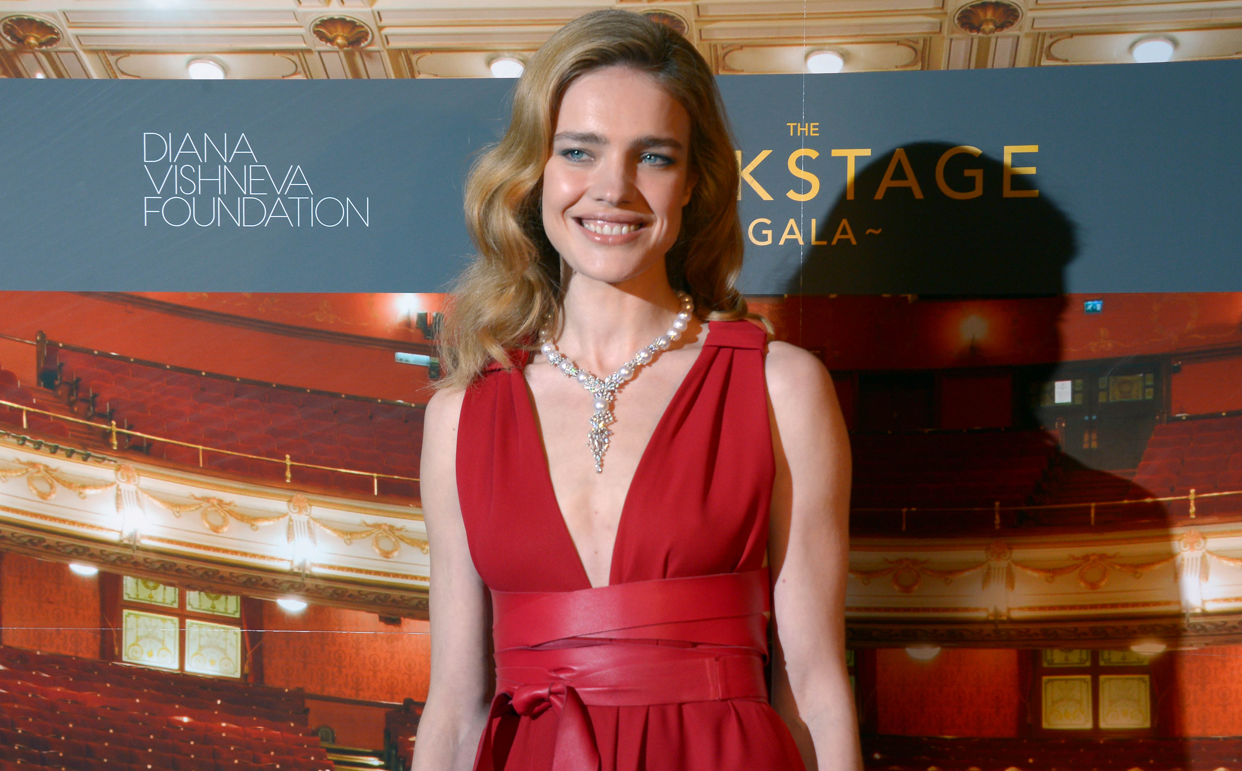 The Backstage Gala - Red Carpet Arrivals