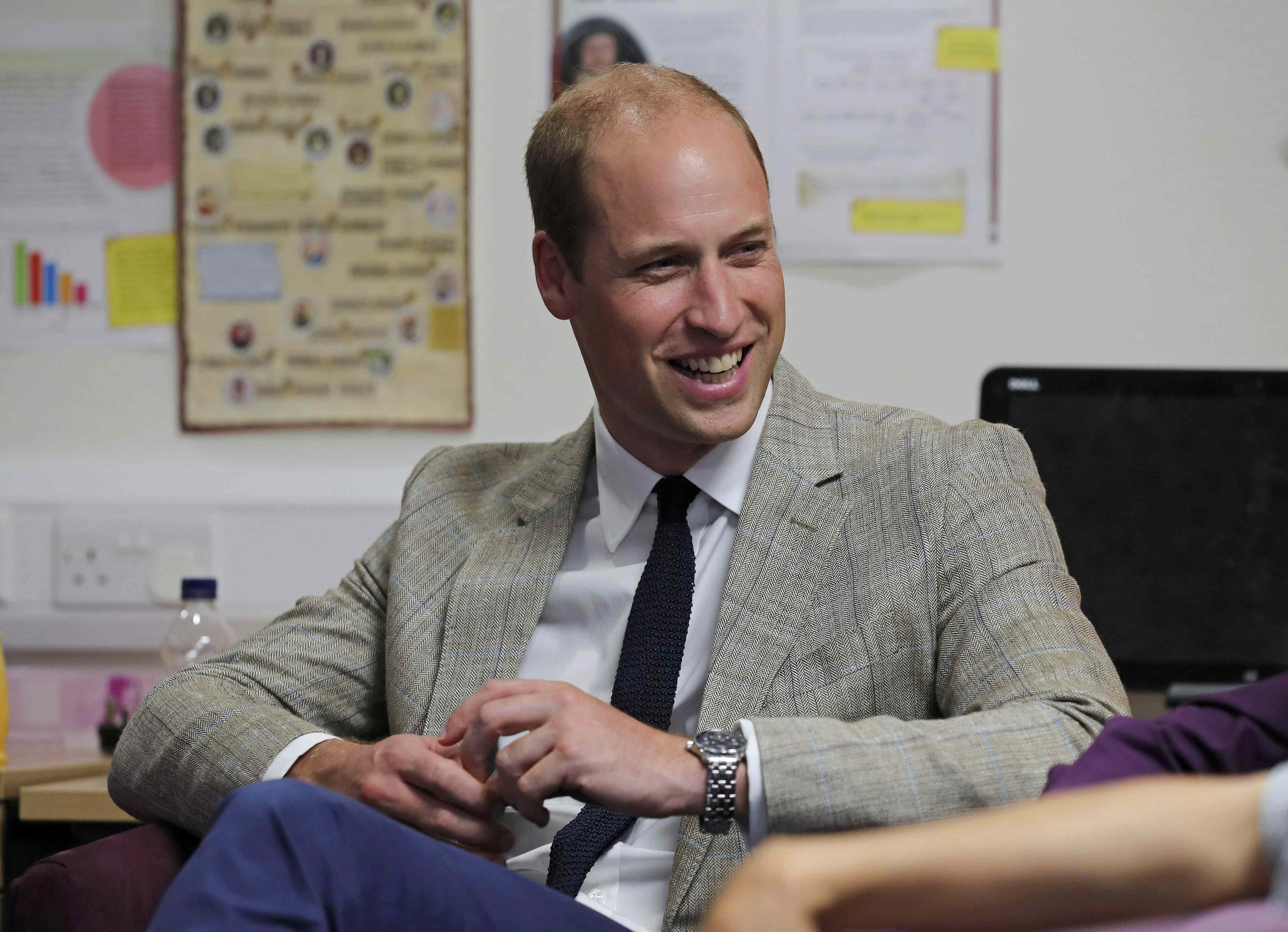 The Duke & Duchess Of Cambridge Visit Luton