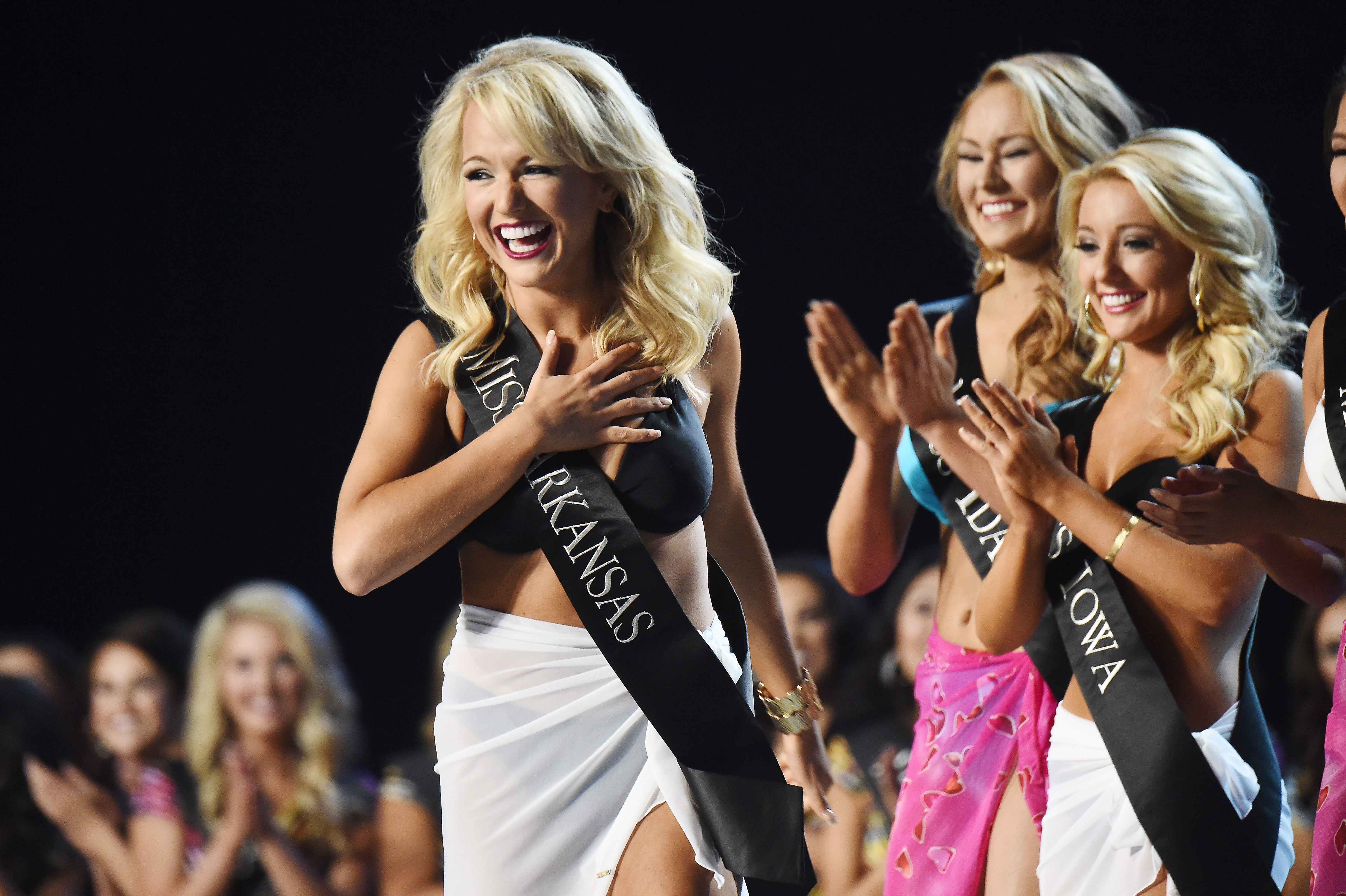 2017 Miss America Competition - Show