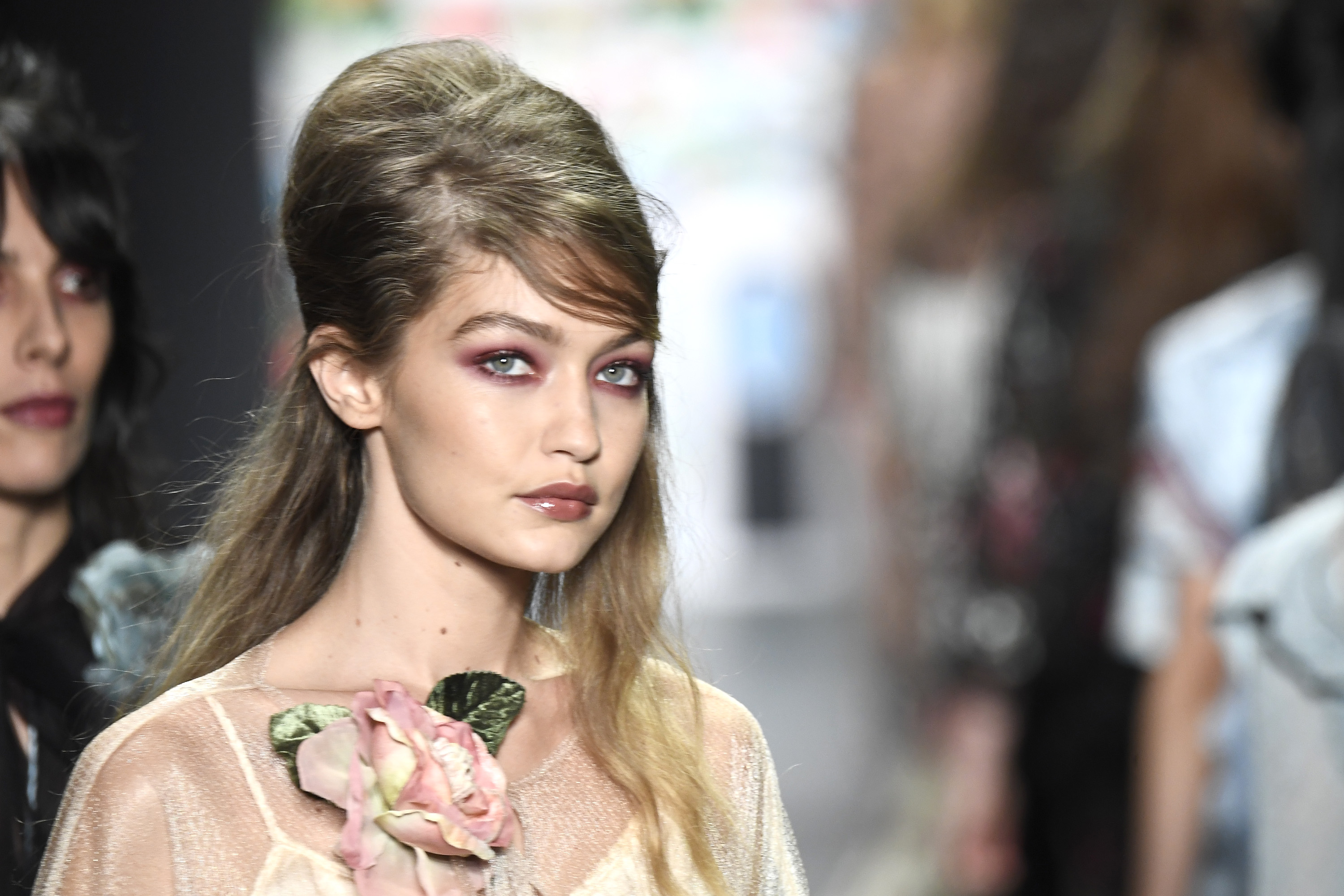 Anna Sui - Runway - September 2016 - New York Fashion Week: The Shows