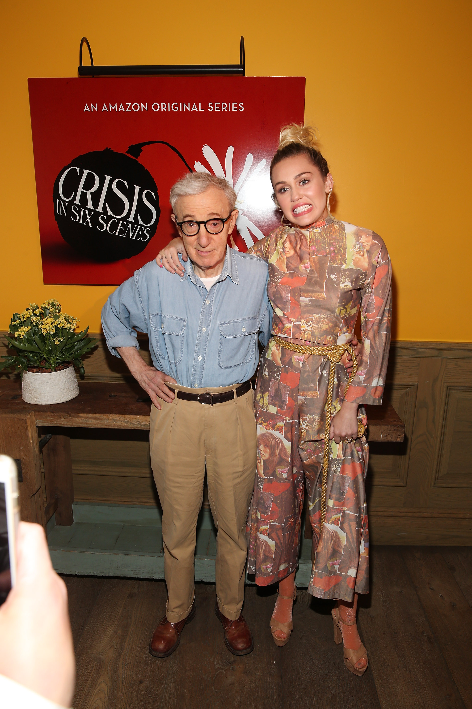 CRISIS IN SIX SCENES World Premiere Screening Held in New York City