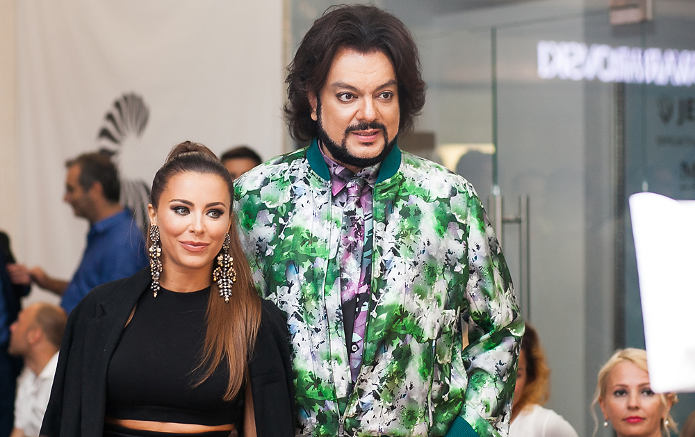 Ани Лорак и Филипп Киркоров