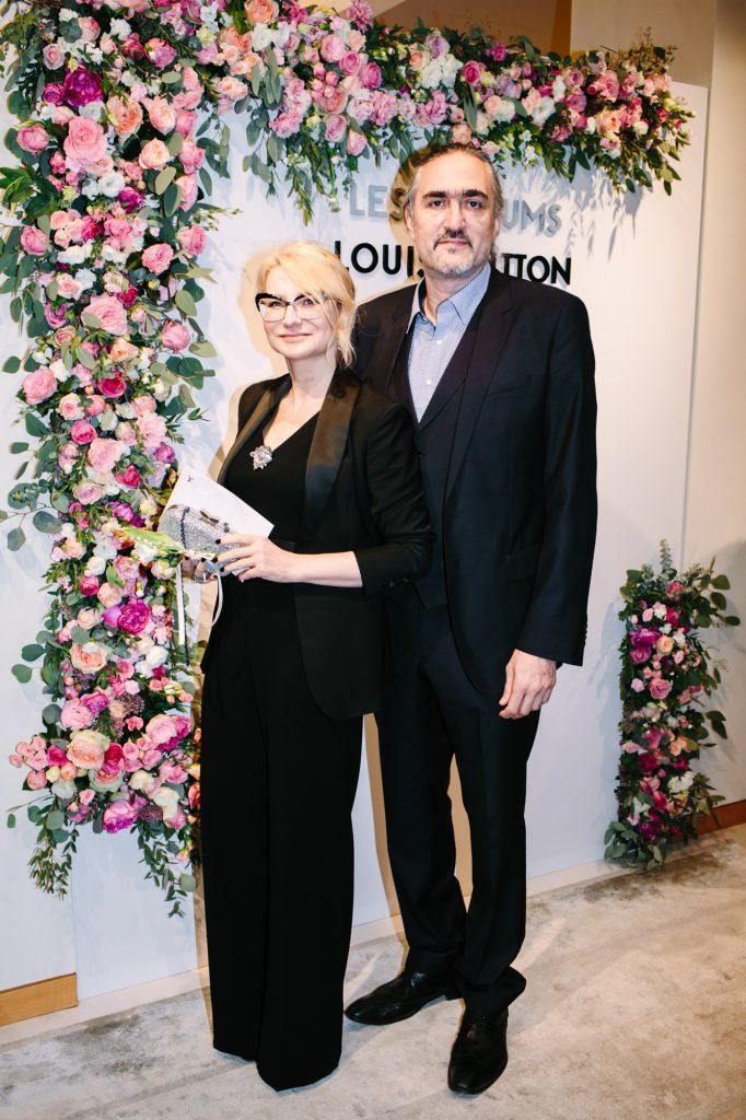 Эвелина Хромченко и Дмитрий Семаков