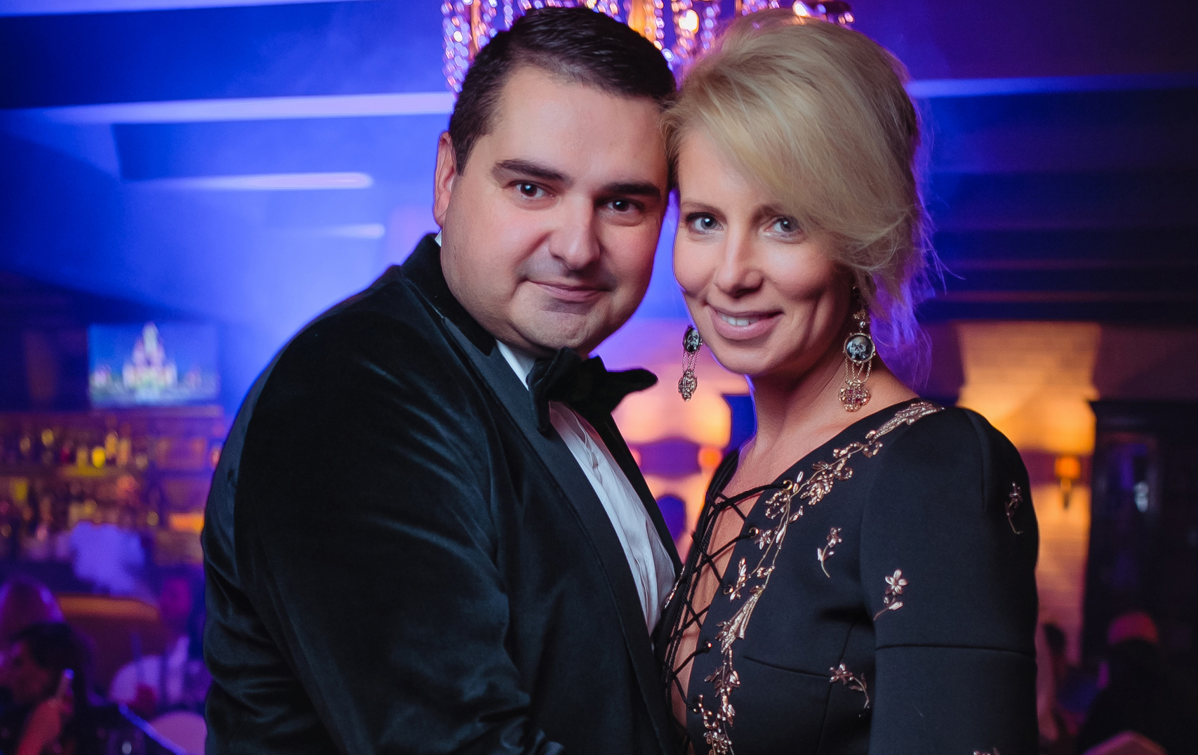 Артем Сорокин и Светлана Захарова