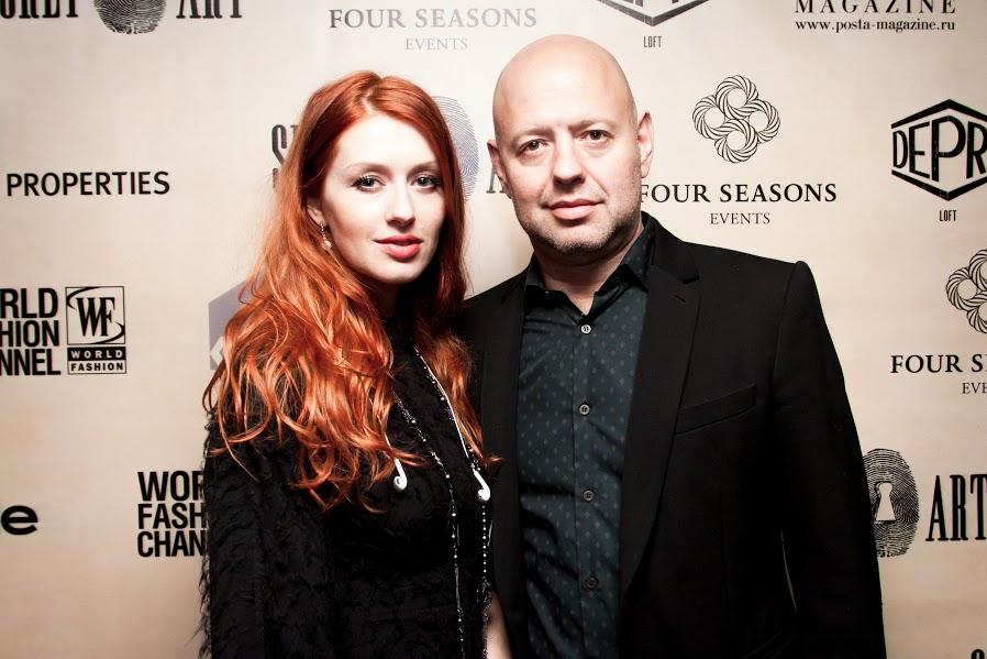 Алиса Старовойтова и Сергей Шекланов