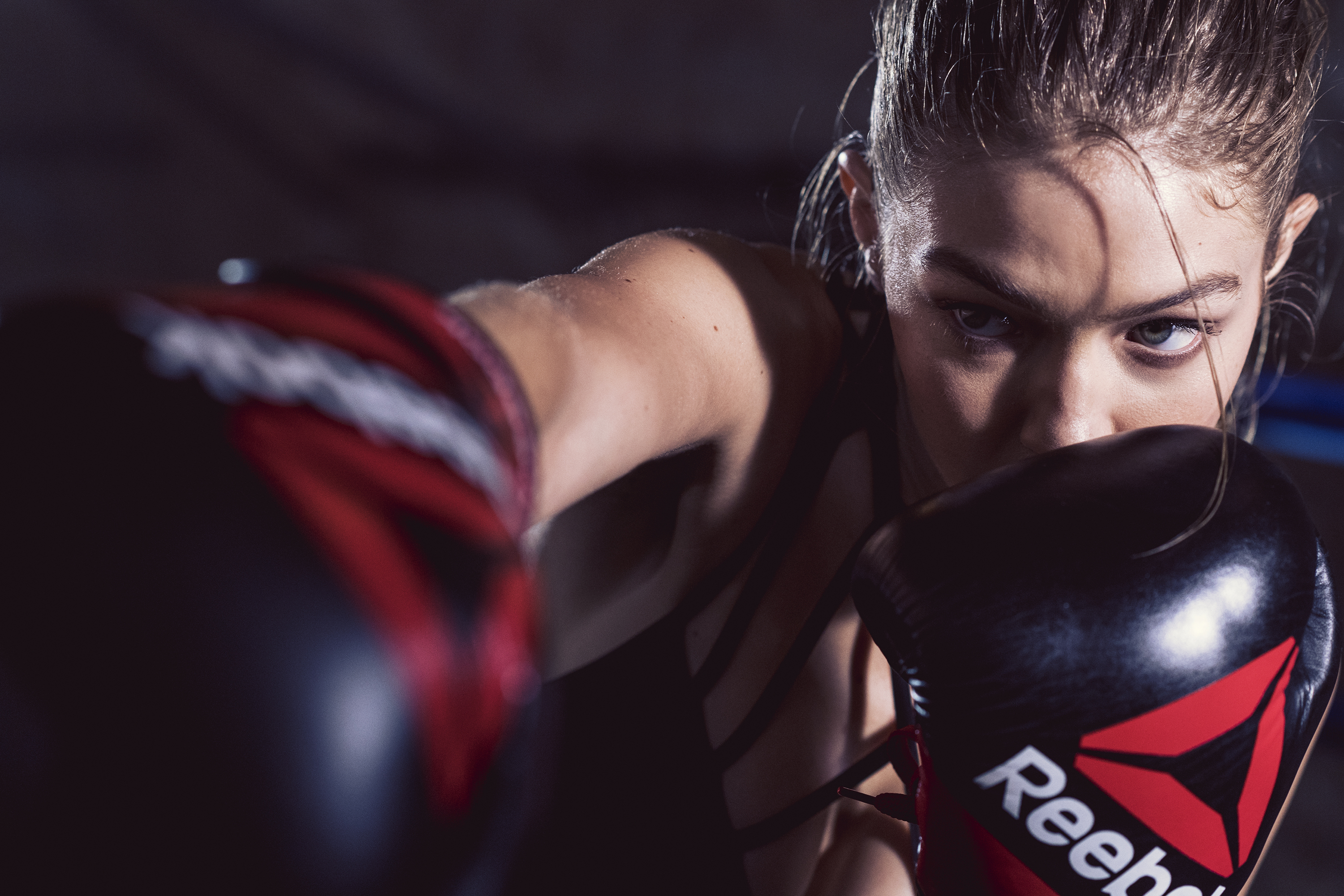 GIGI HADID JOINS FORCES WITH REEBOK TO TELL NEXT PHASE OF BE MORE HUMAN CAMPAIGN_4
