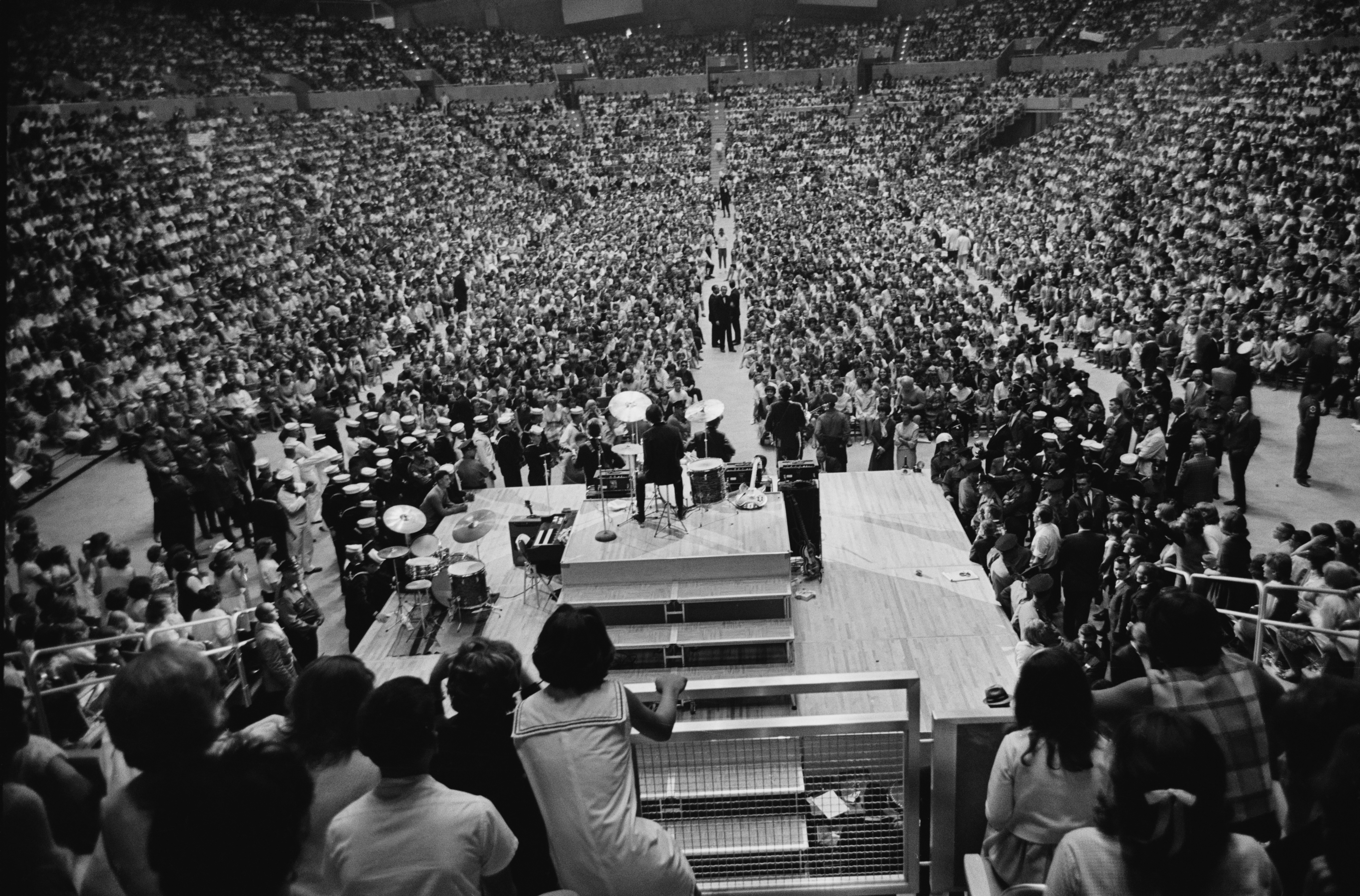 Beatles Live In USA
