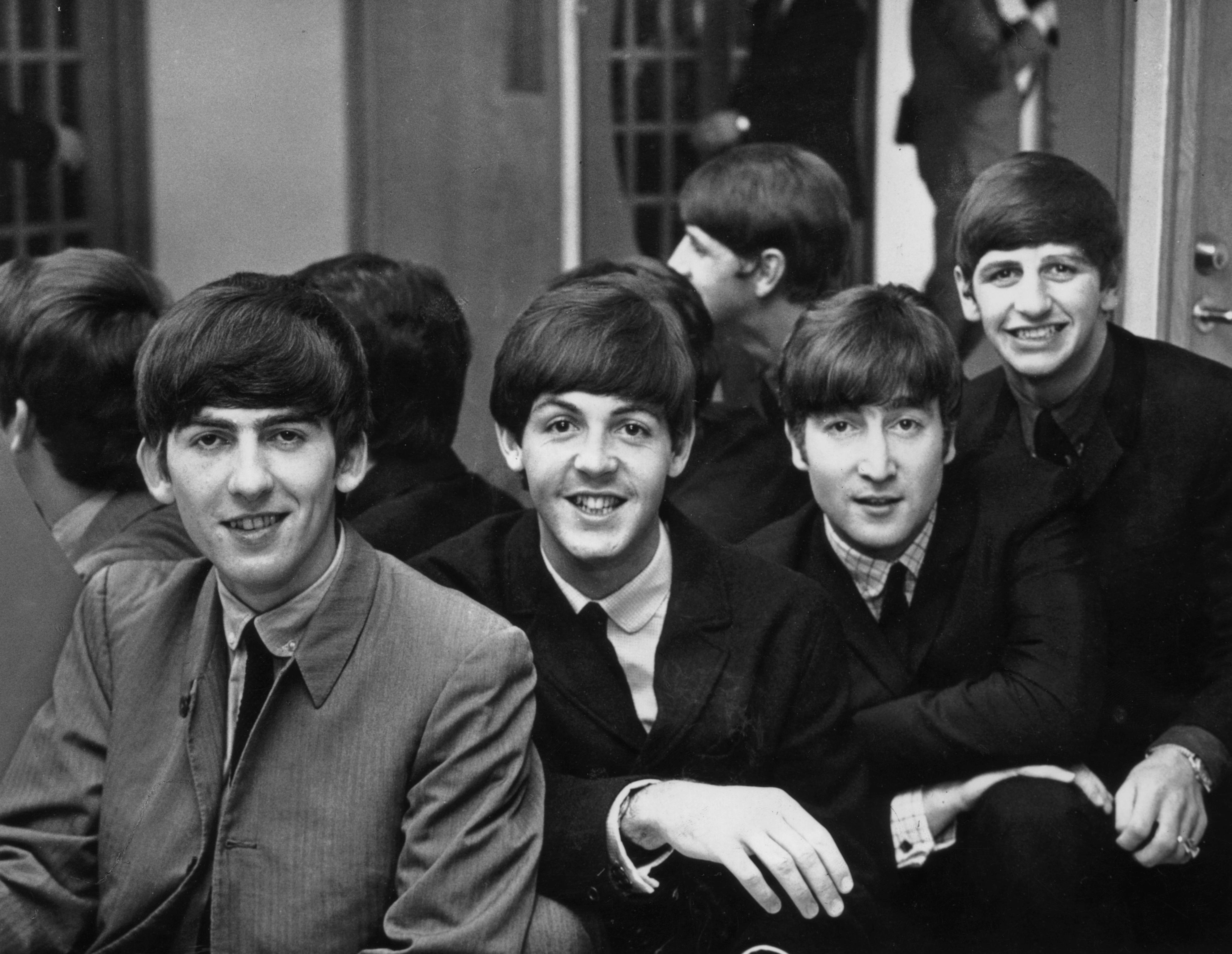 Beatles In Sweden