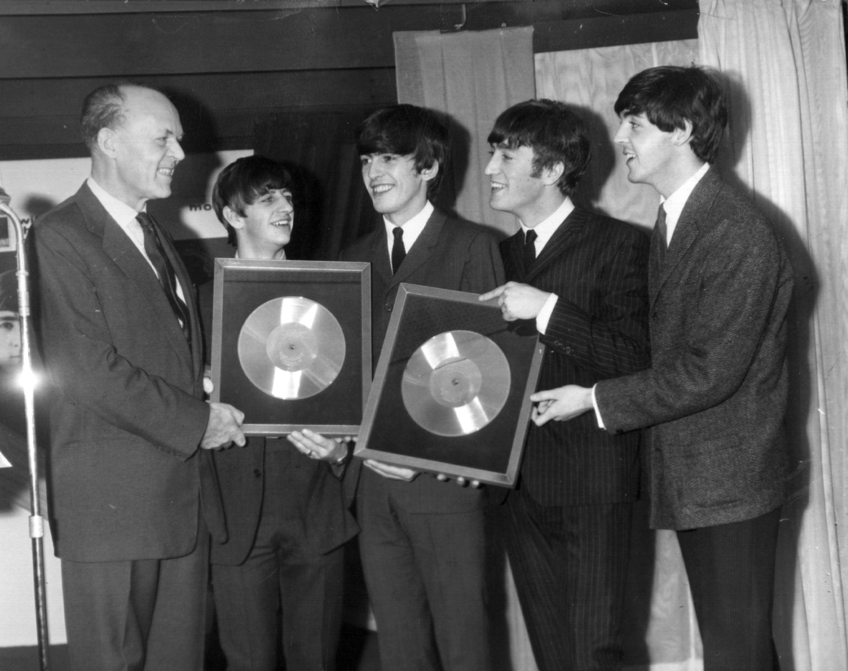 Beatles Discs