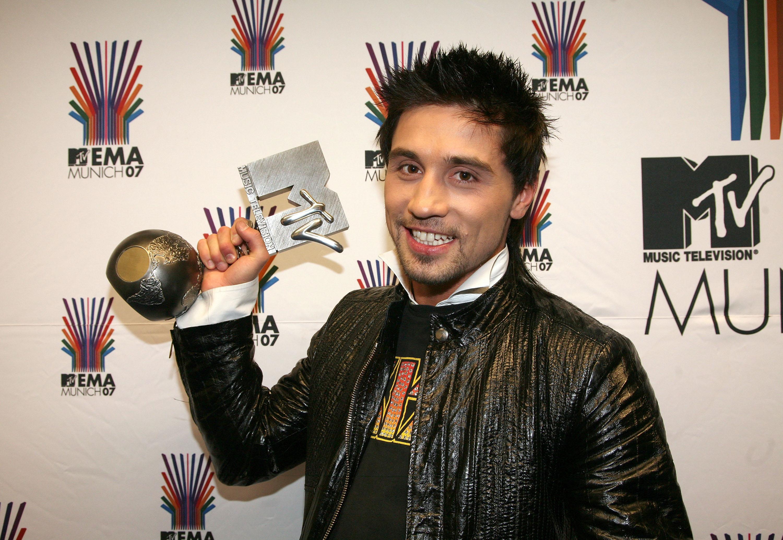 MTV Europe Music Awards 2007 - Local Award Winner - Board