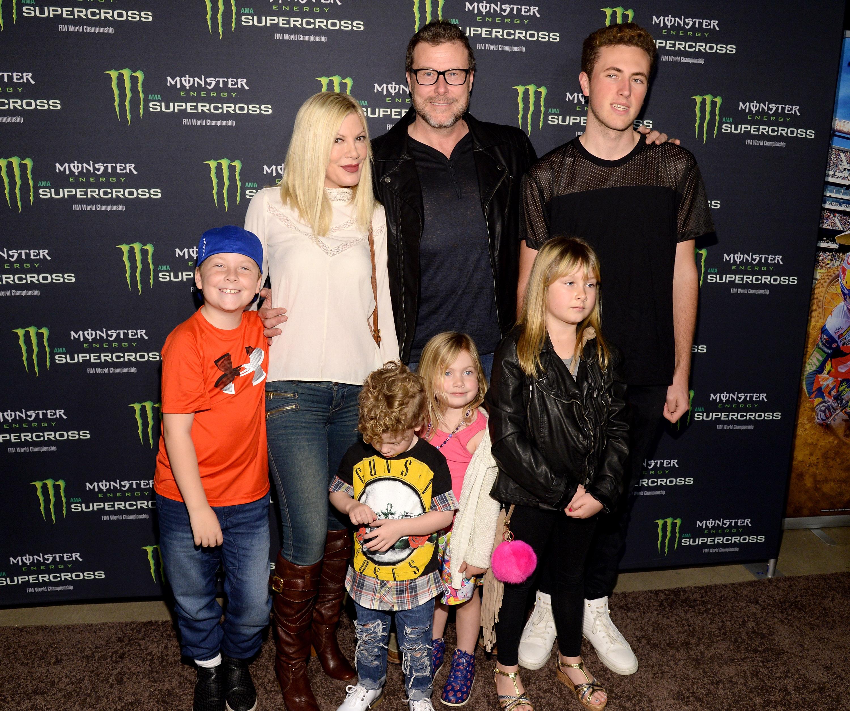 Monster Energy Supercross Celebrity Night At Angel Stadium Anaheim