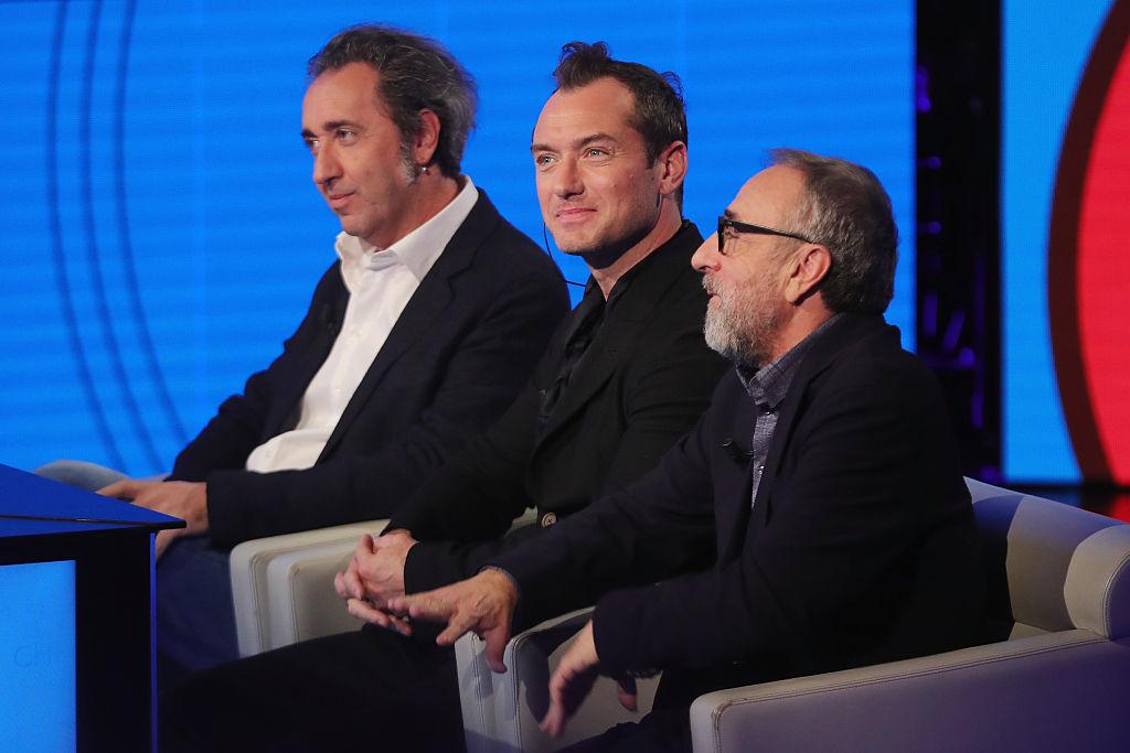 'Che Tempo Che Fa' Tv Show