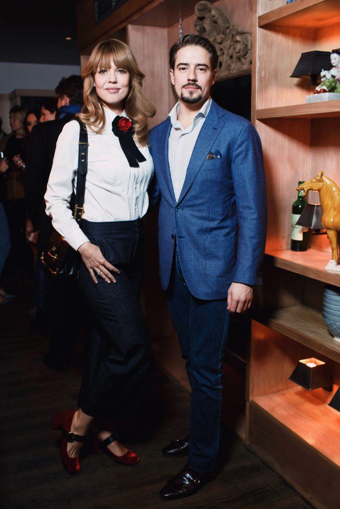 Юлия и Артем Акимовы