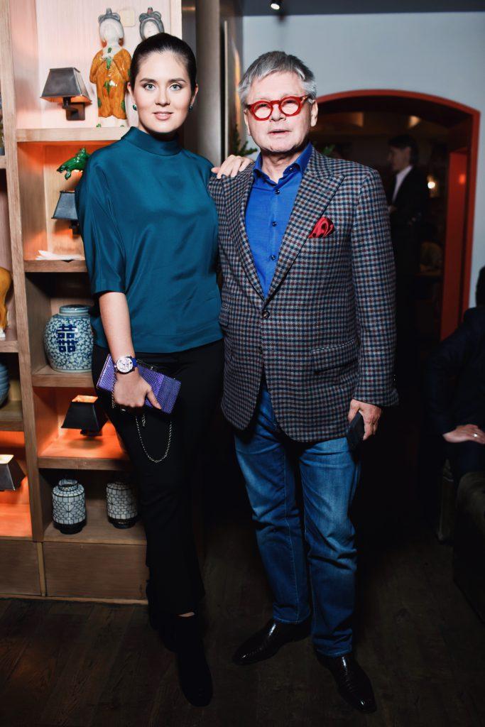Наталья и Виктор Бондаренко