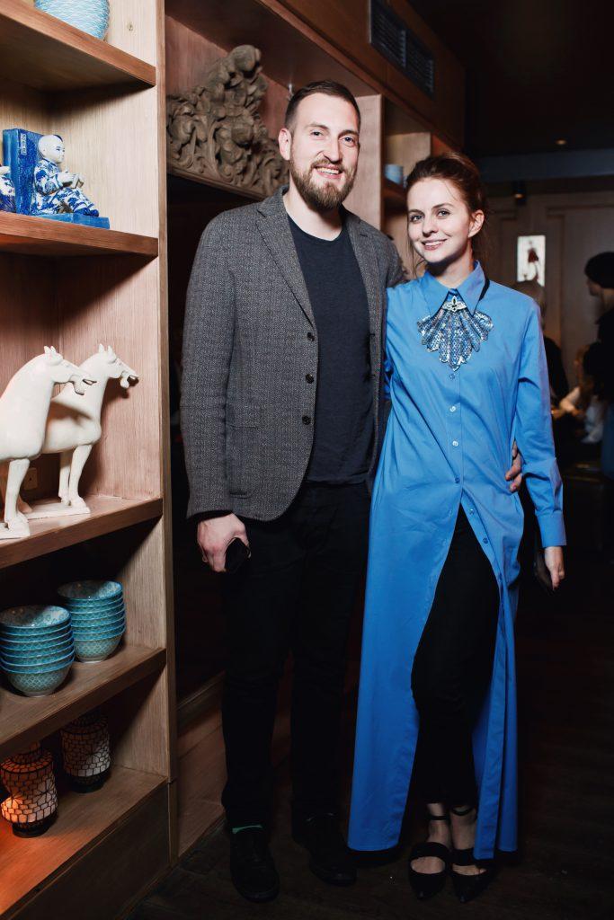 Александр Орлов и Юлия Прудько