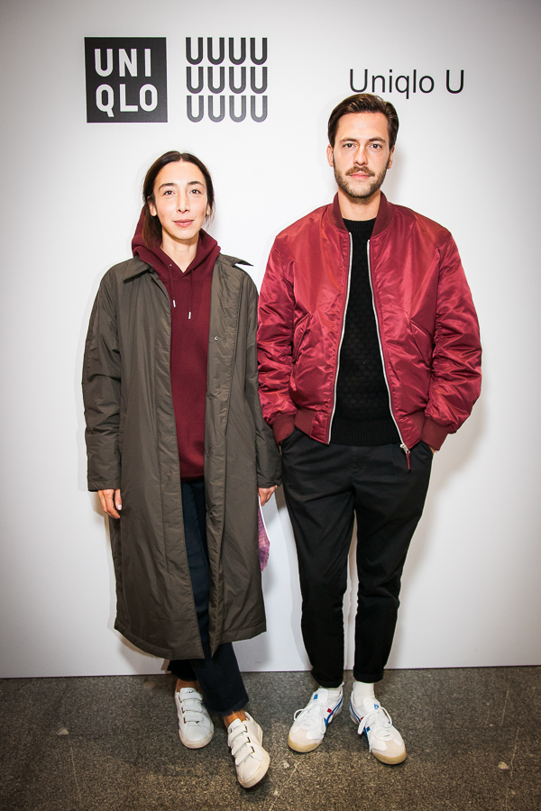 Шахри Амирханова и  Александр Липский