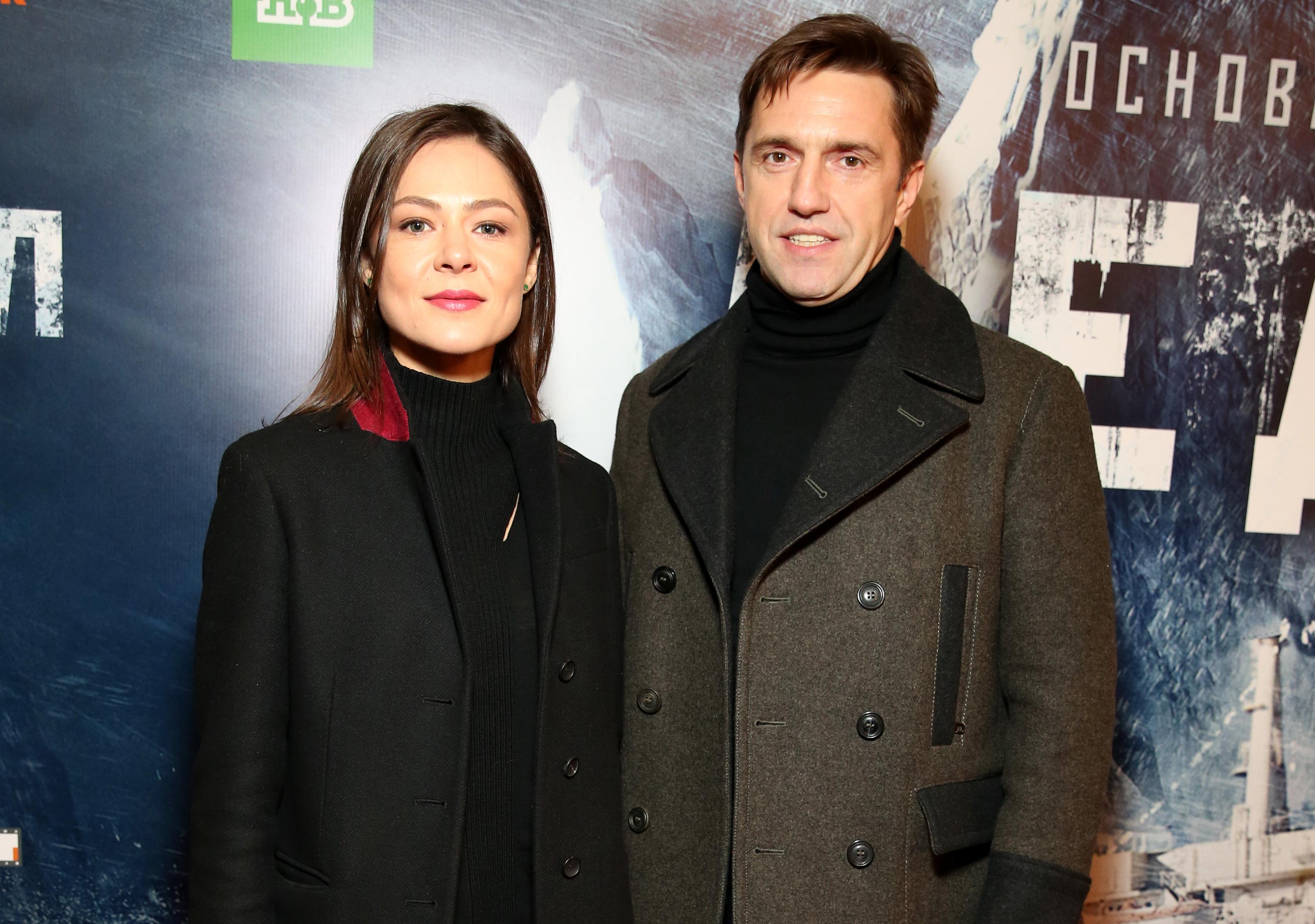 Елена Лядова и Владимир   Вдовиченков
