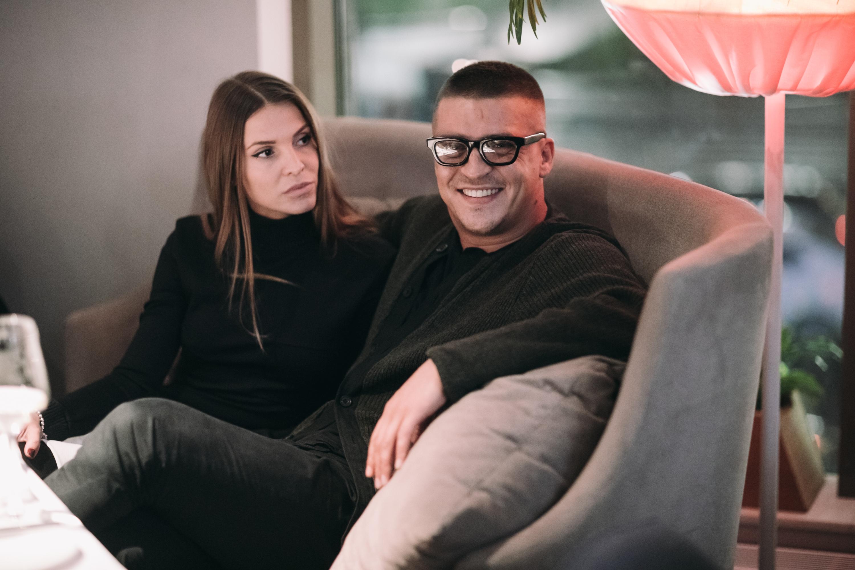 Юлия и Антон Беляевы