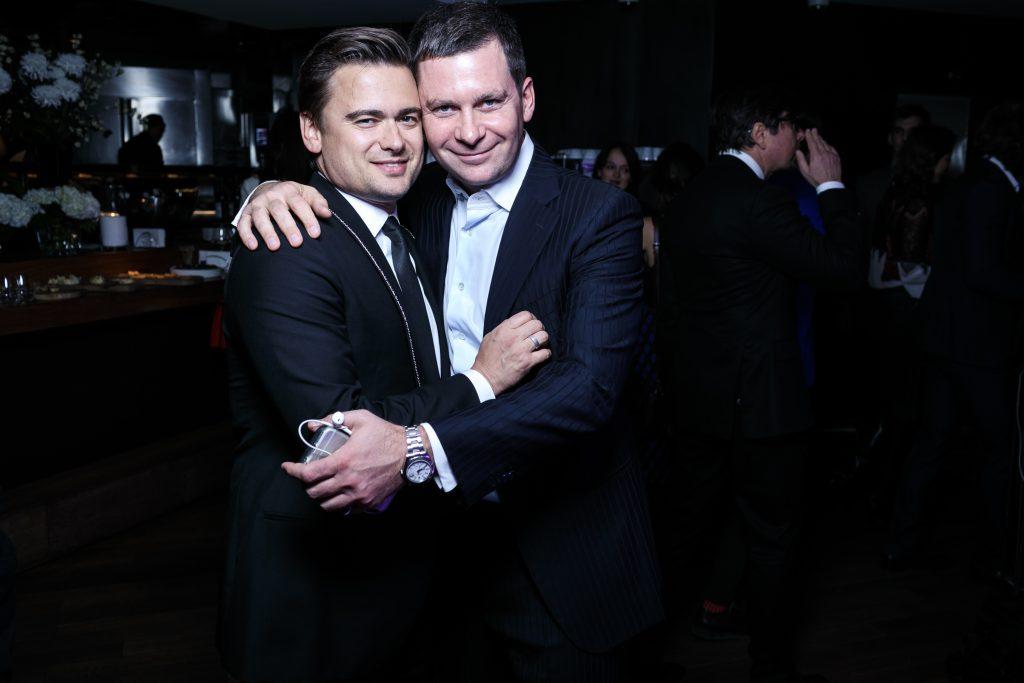 Борис Зарьков и Николай Шевяков