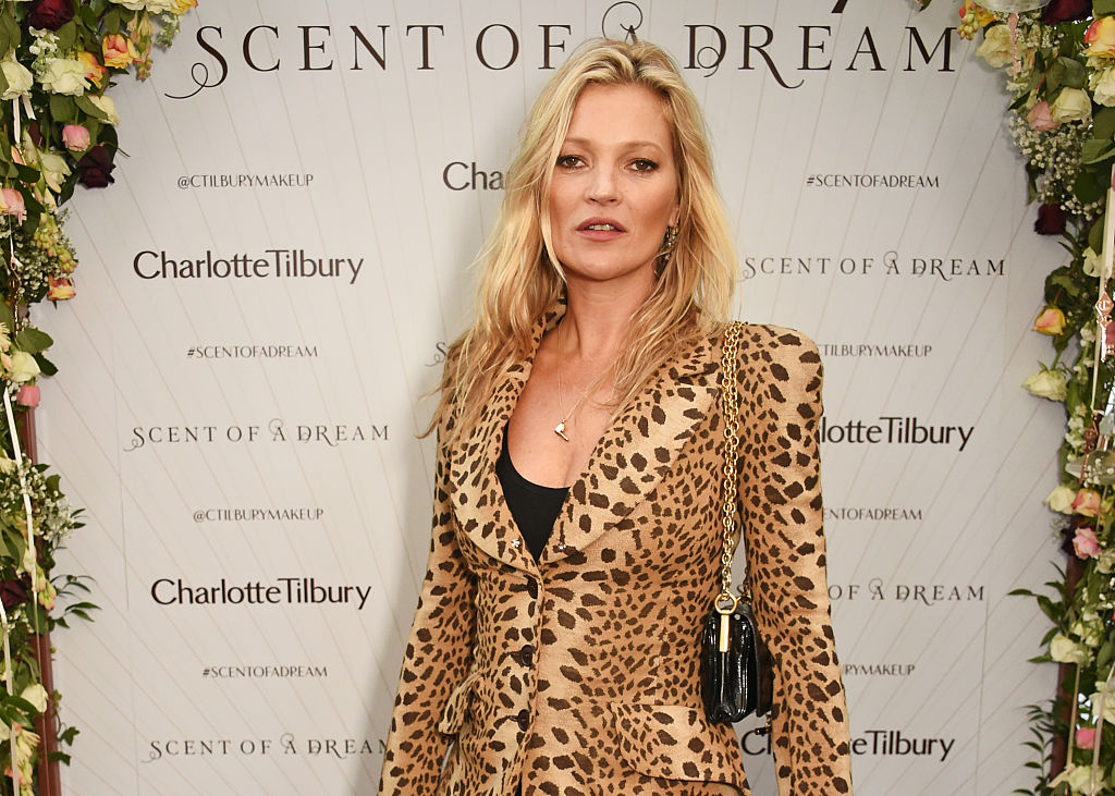 attends as Charlotte Tilbury celebrates the launch of her first fragrance