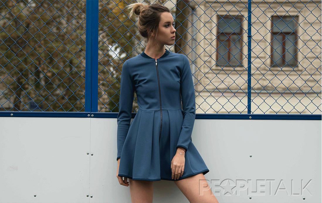 Платье Jersey