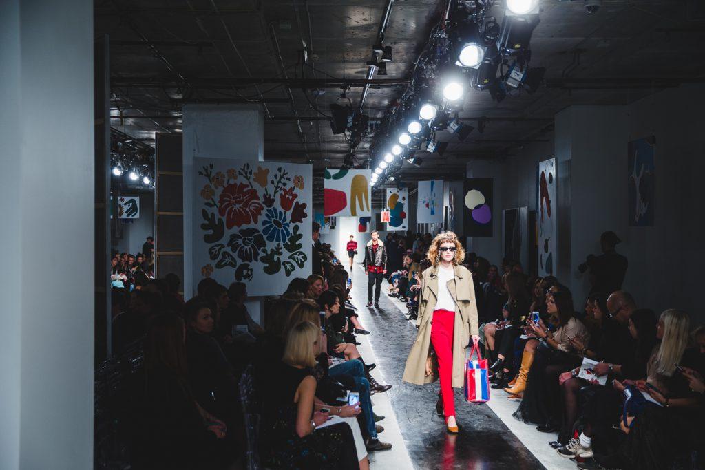 ЦУМ Fashion Show