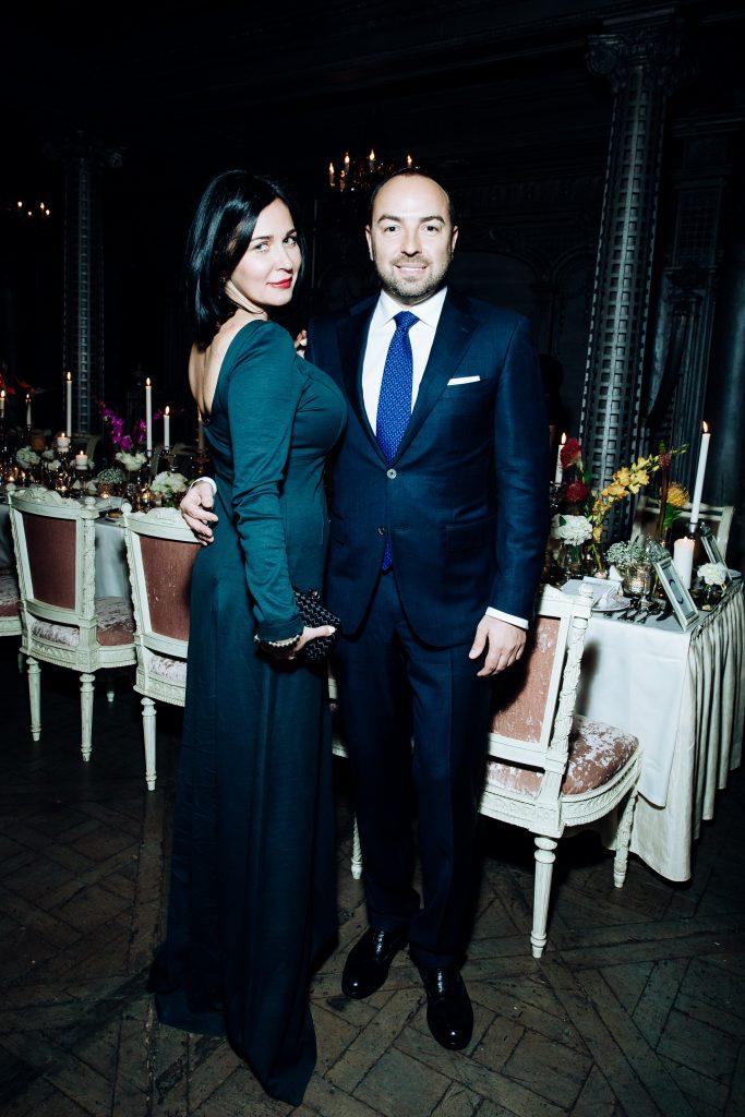 Мария Синельникова и Дмитрий Дудинский