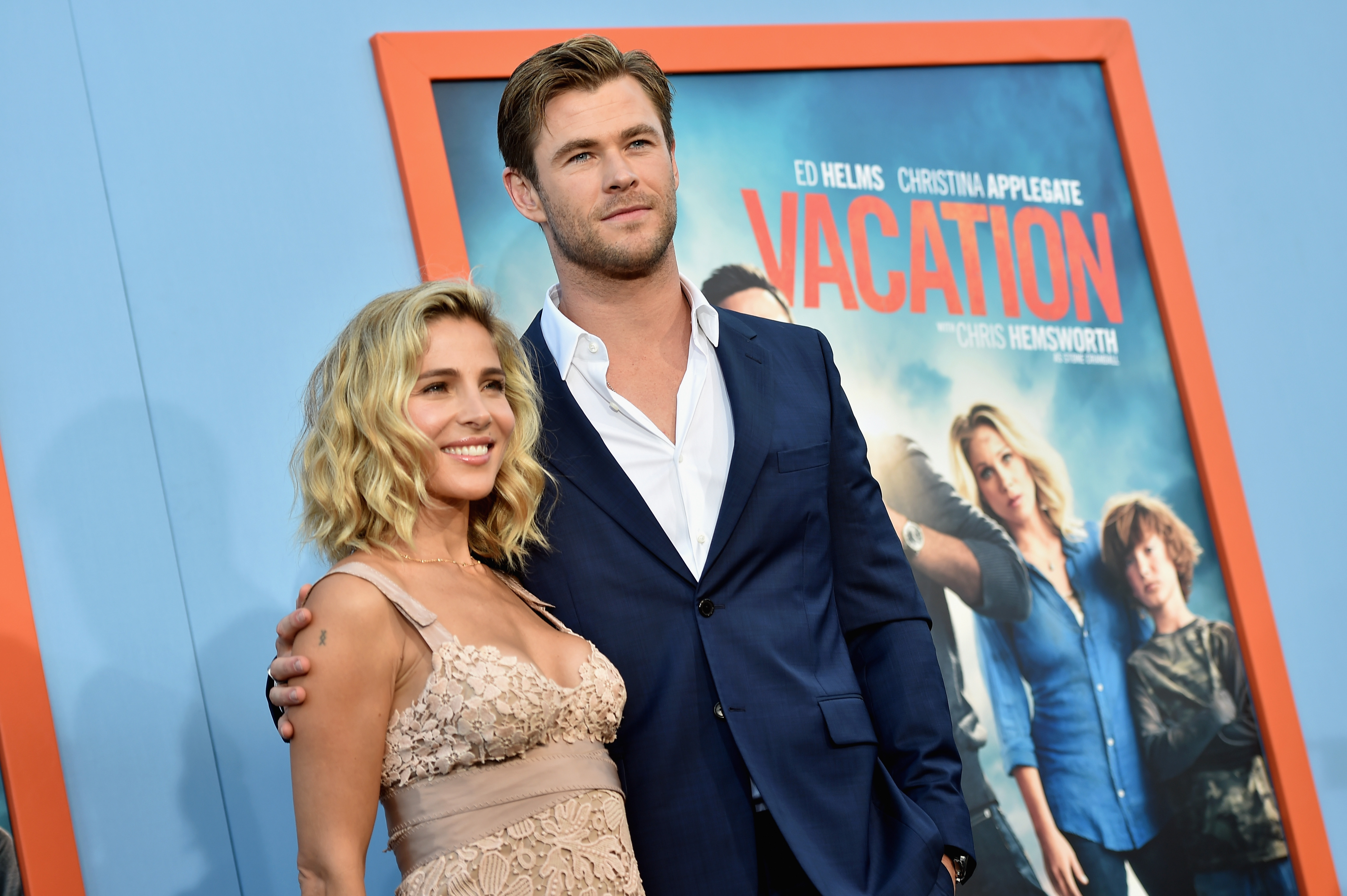 """Premiere Of Warner Bros. Pictures' """"Vacation"""" - Red Carpet"""