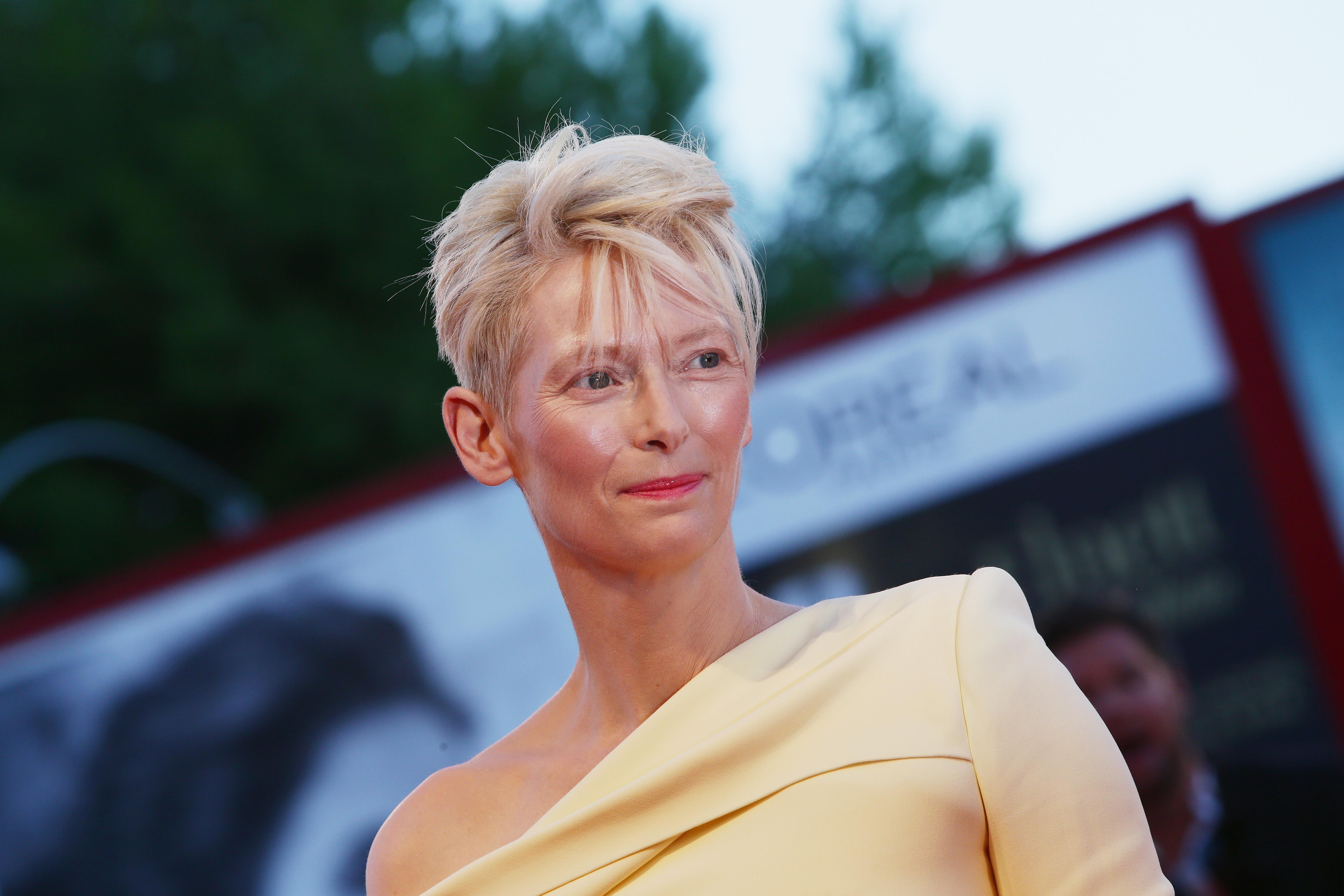 'A Bigger Splash' Premiere - 72nd Venice Film Festival