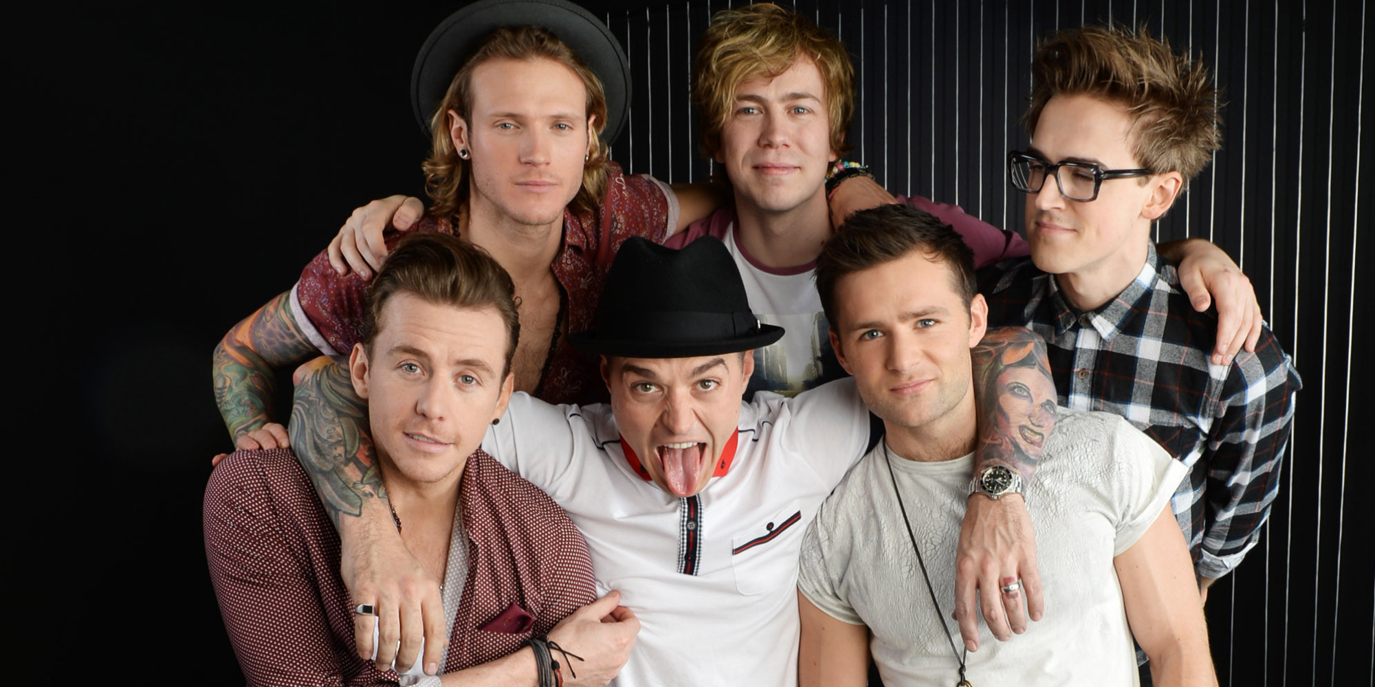 McBusted - Portrait Session