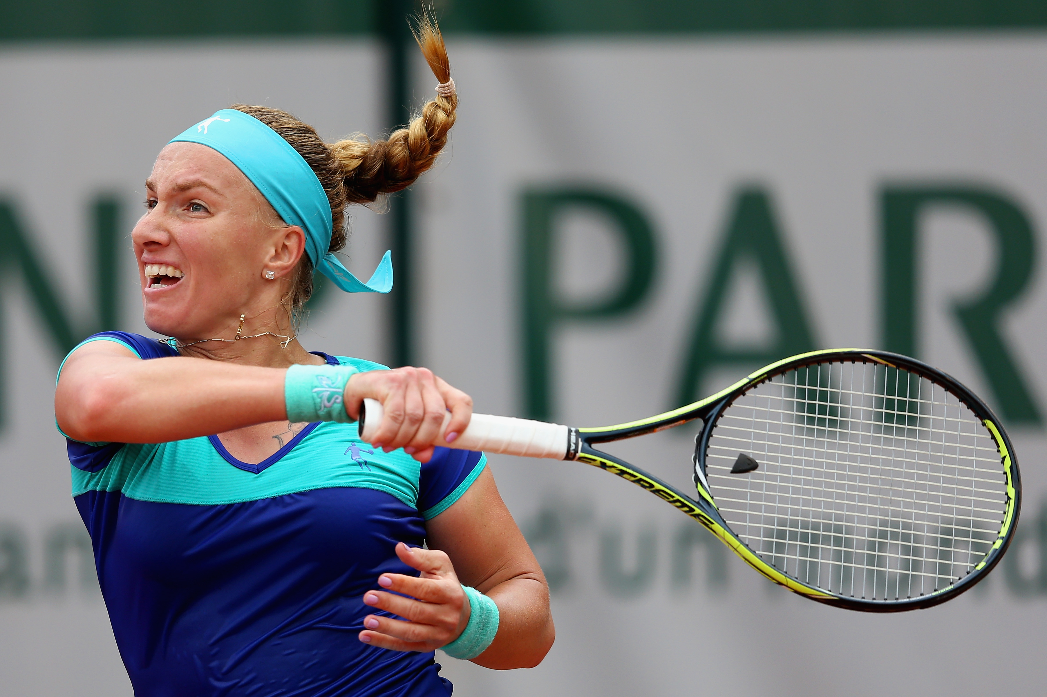 2015 French Open - Day Three
