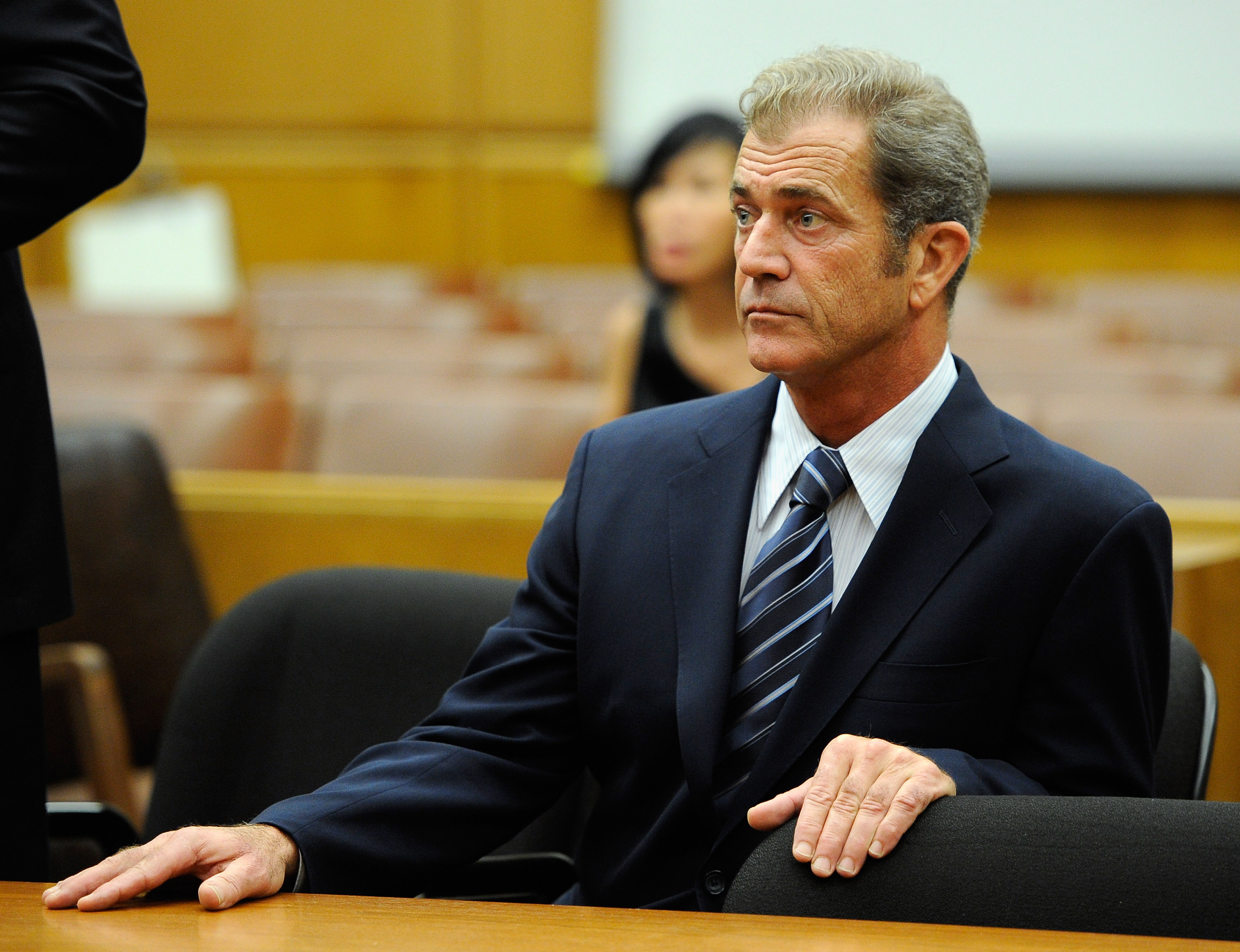 Mel Gibson And Oksana Grigorieva Settlement Hearing