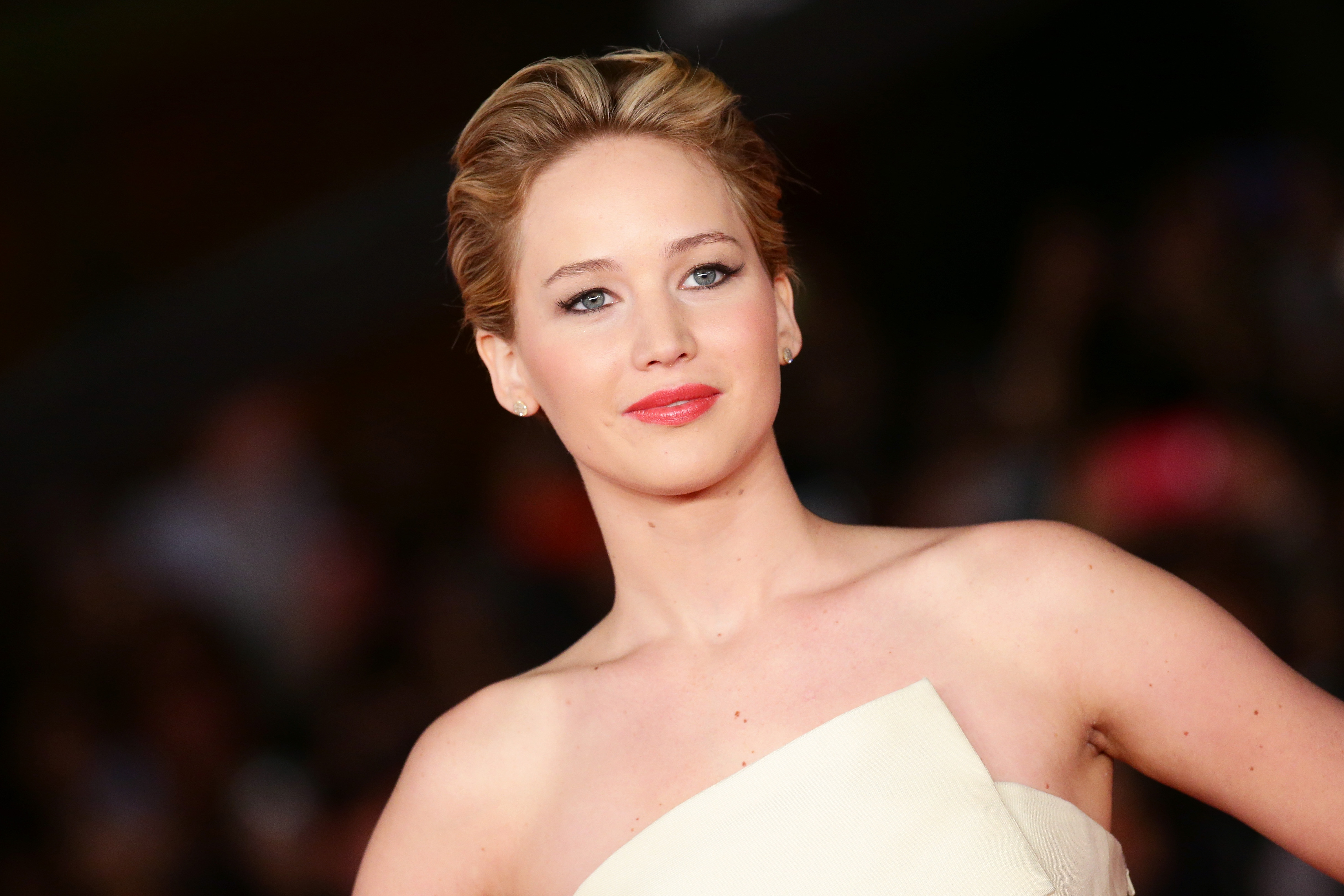 'The Hunger Games: Catching Fire' Premiere  - The 8th Rome Film Festival
