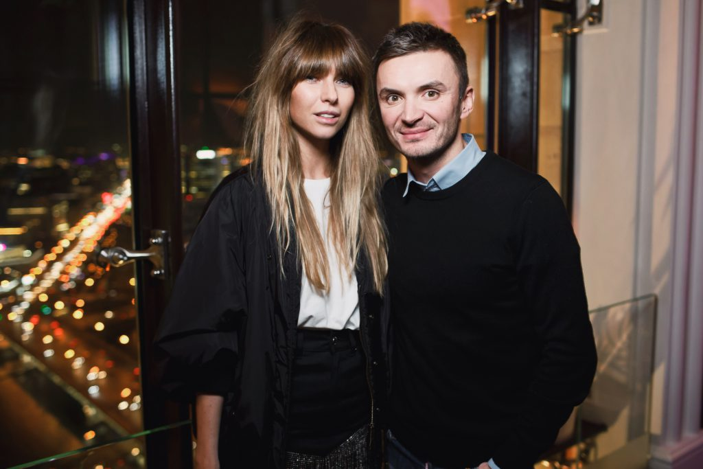 Юлия Калманович и Евгений Заболотный