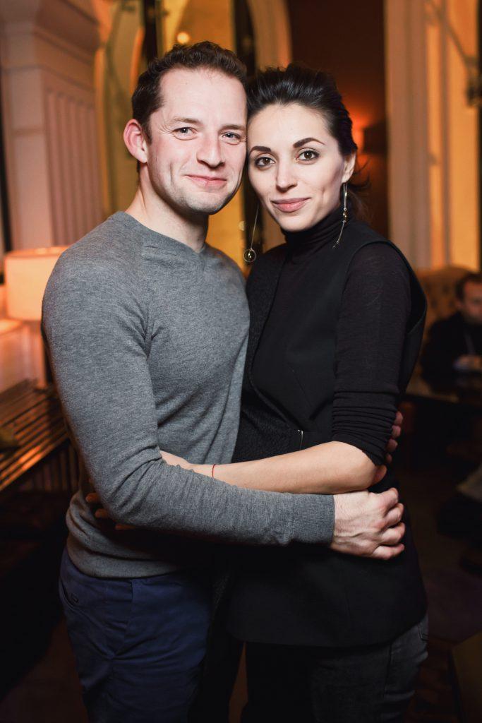 Максим Кушнер и Яна Валенсия