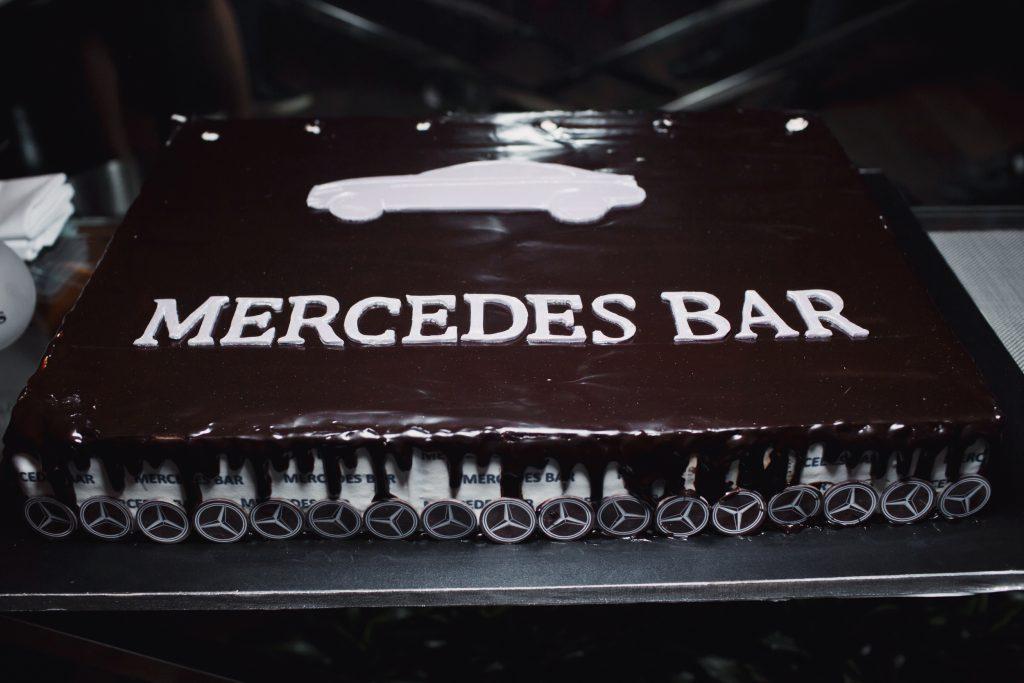 Торт Mercedes Bar
