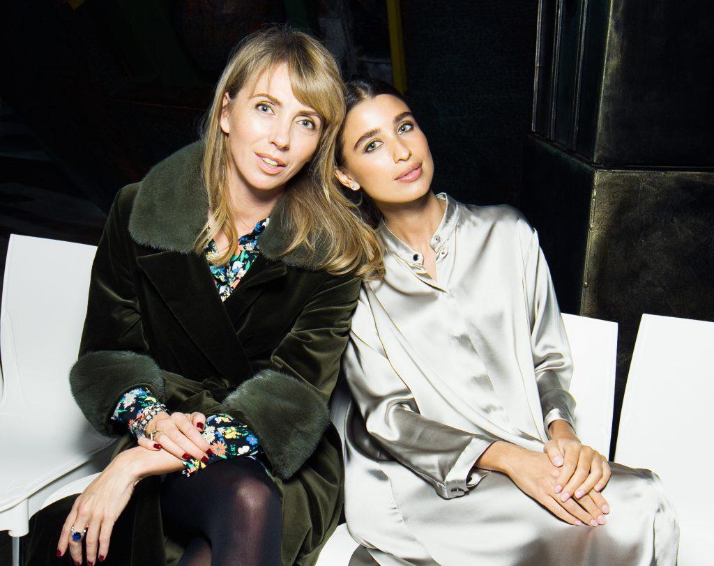 Светлана Бондарчук и Анна Литвинова