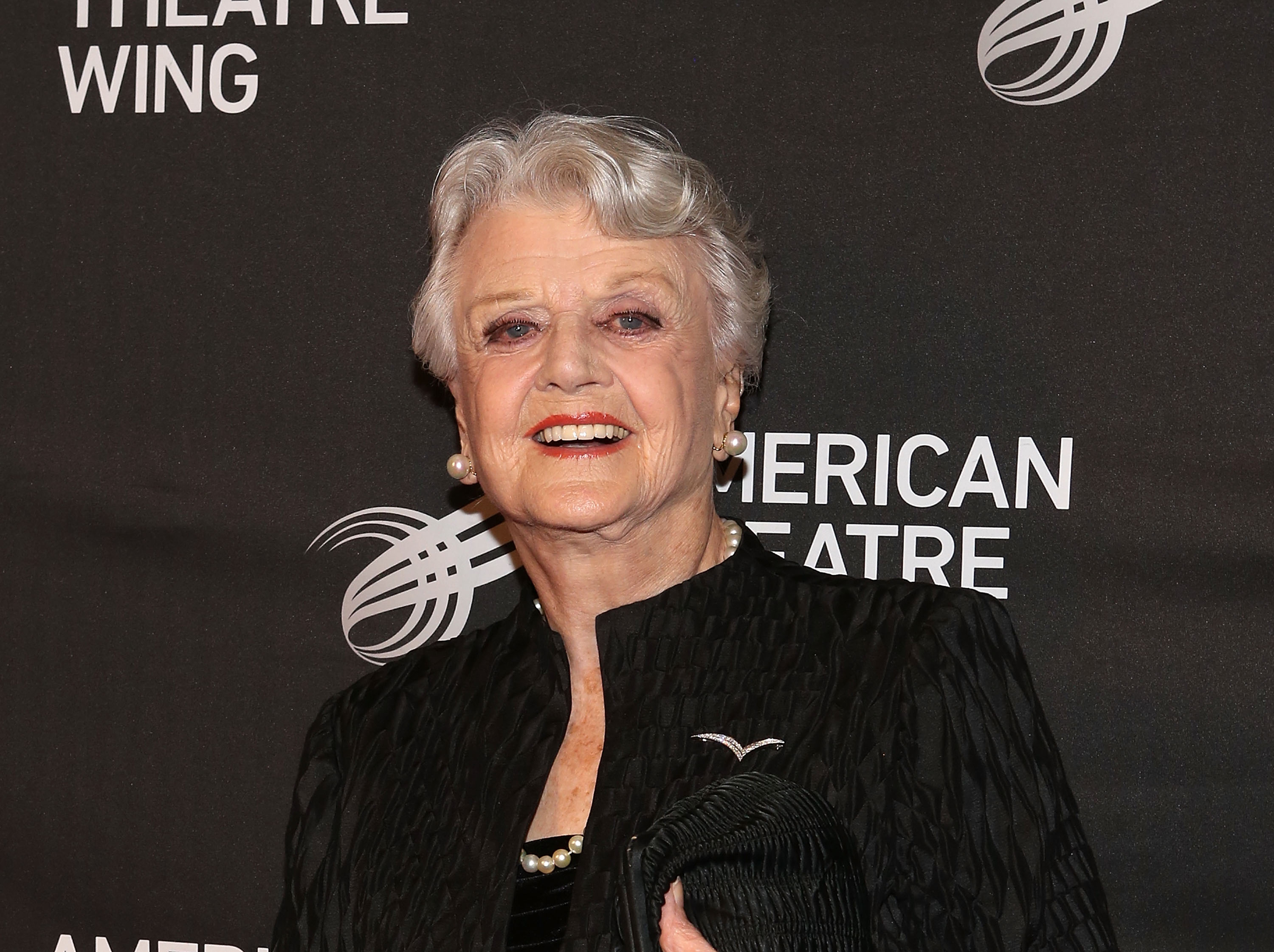The 2014 American Theatre Wing Gala Honoring Dame Angela Landsbury - Arrivals