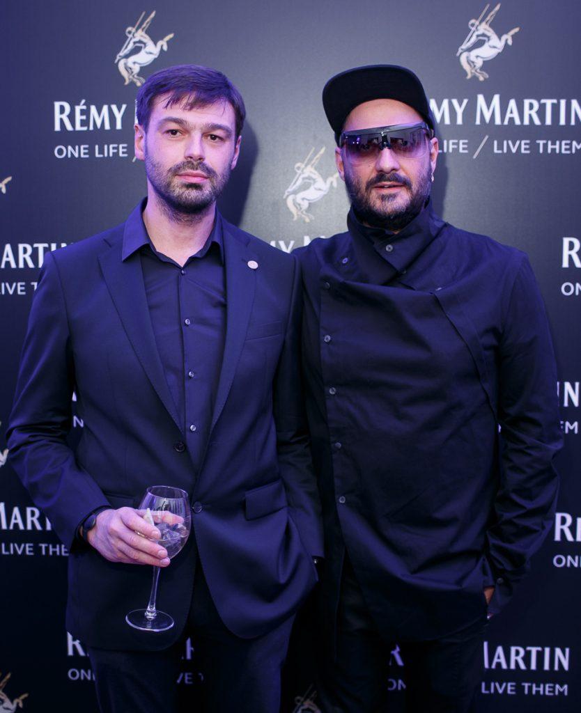 Дмитрий Кимельман и Кирилл Серебренников