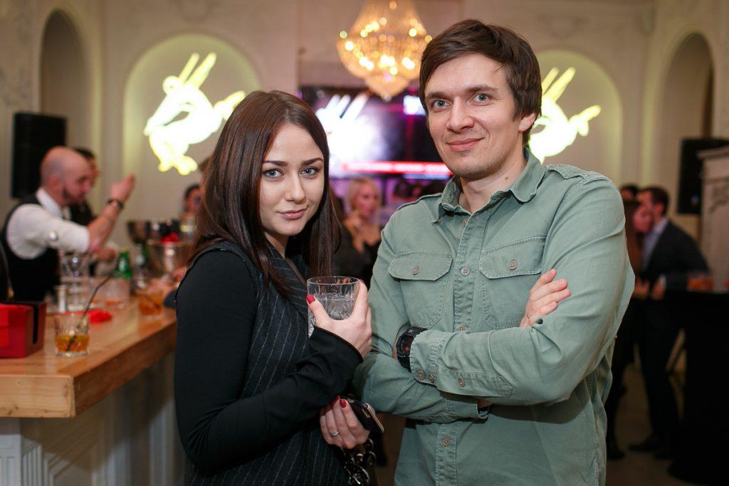 Ингрид Олеринская и Дмитрий Иванов