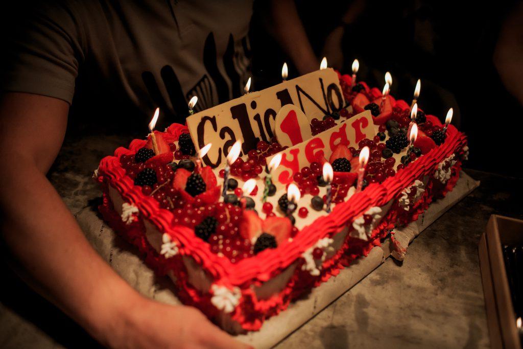 День рождения ресторана Calicano